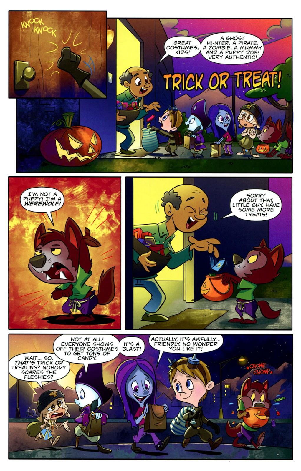 Read online Casper's Scare School comic -  Issue #1 - 7