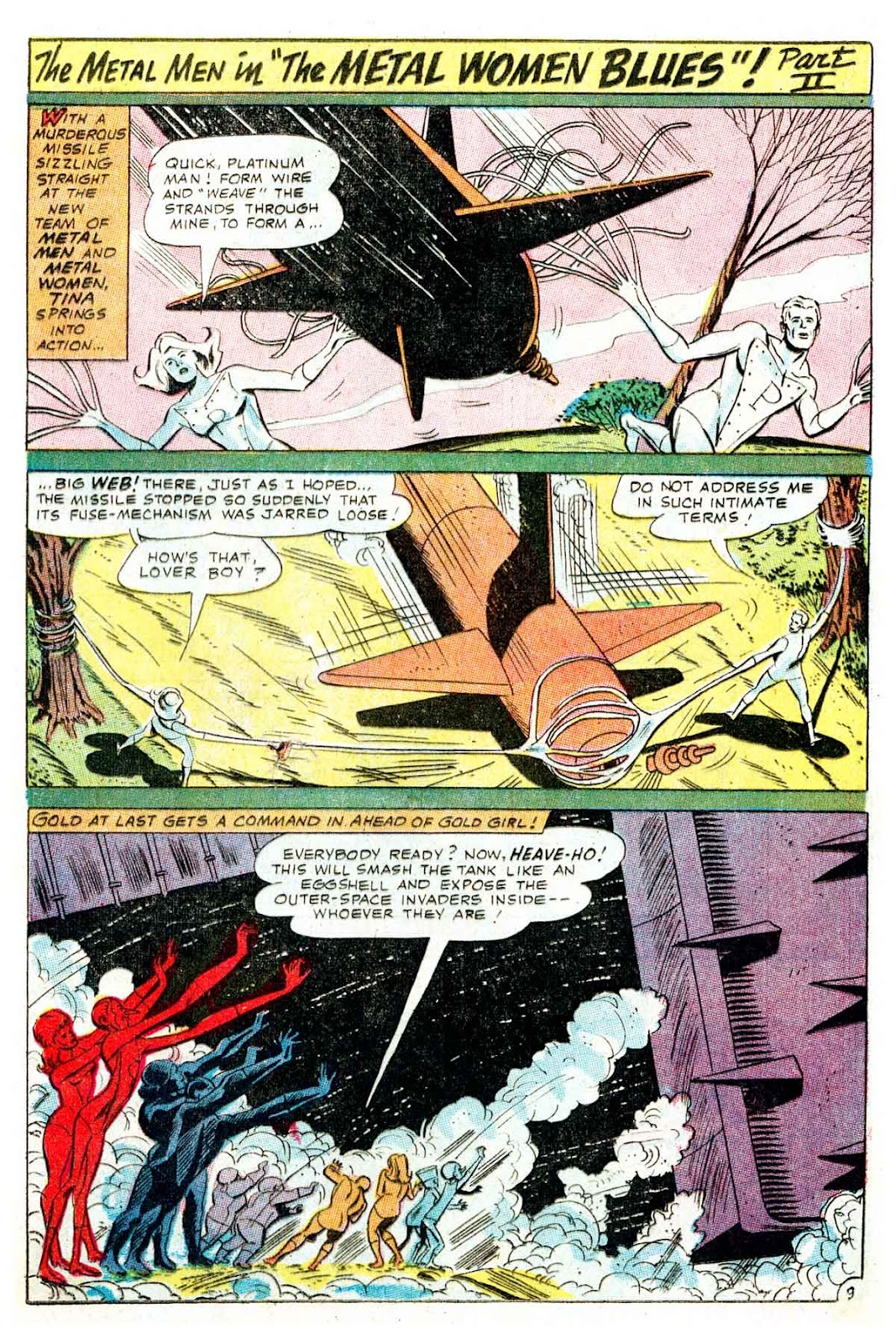 Metal Men (1963) issue 32 - Page 13