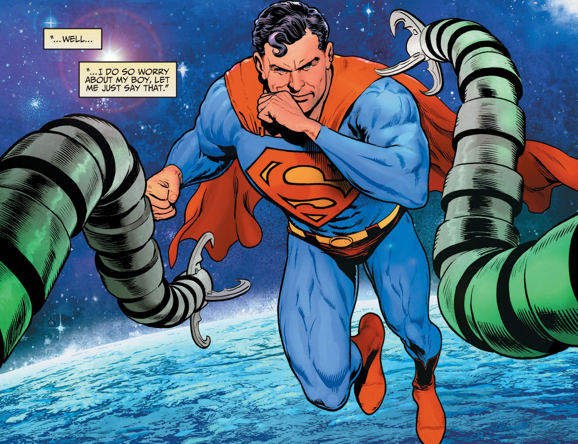 Read online Adventures of Superman [I] comic -  Issue #12 - 4