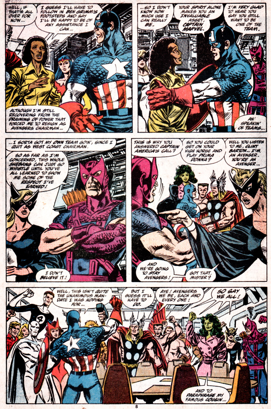 The Avengers (1963) 305 Page 5