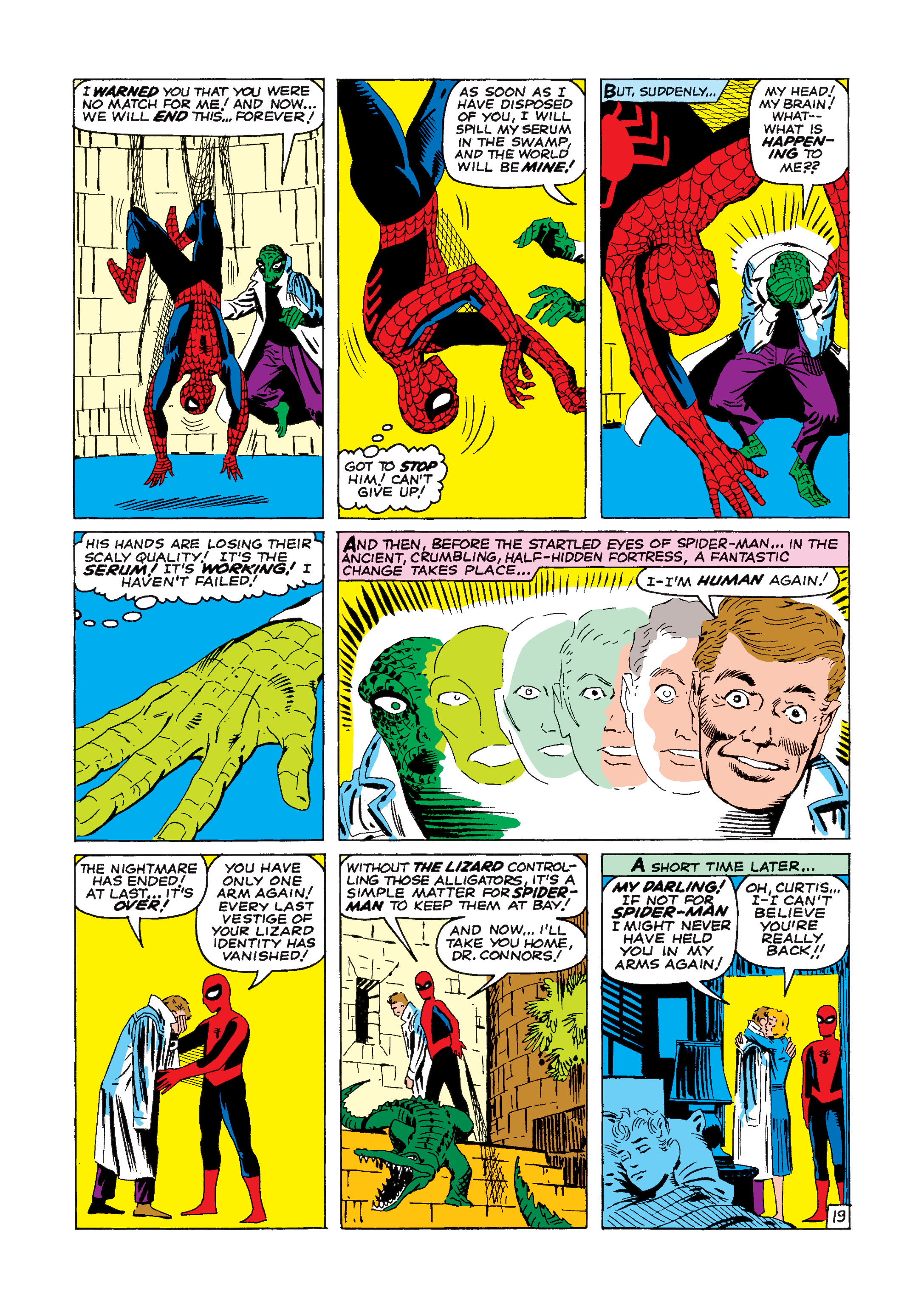 The Amazing Spider-Man (1963) 6 Page 19