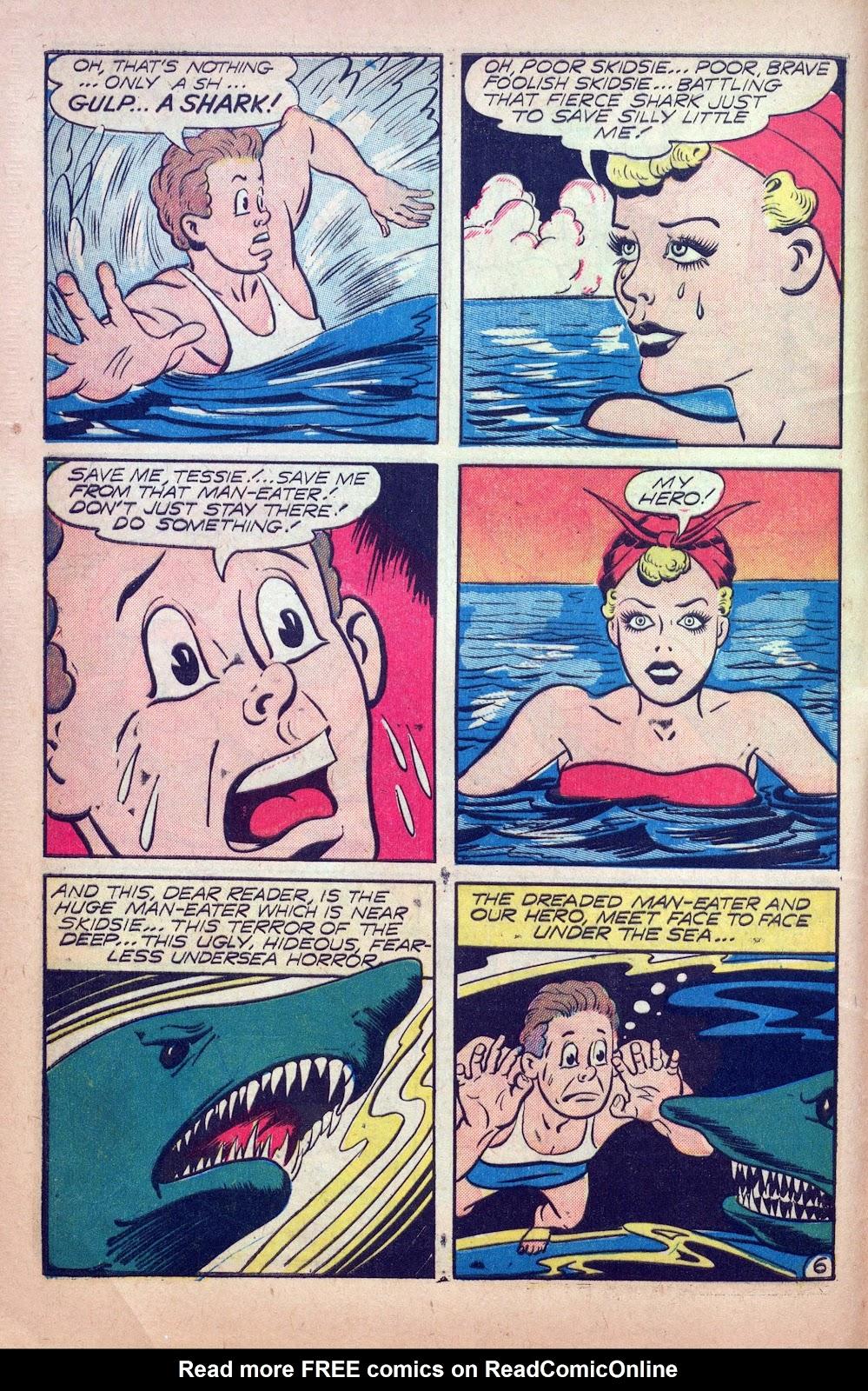 Read online Joker Comics comic -  Issue #17 - 8