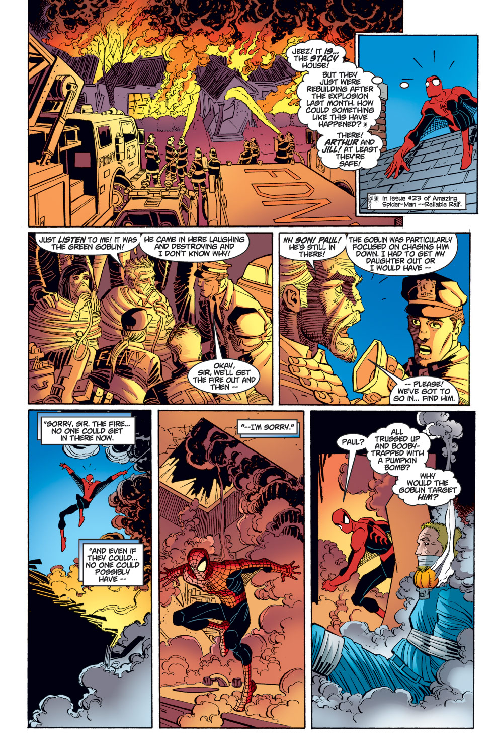 The Amazing Spider-Man (1999) 25 Page 22
