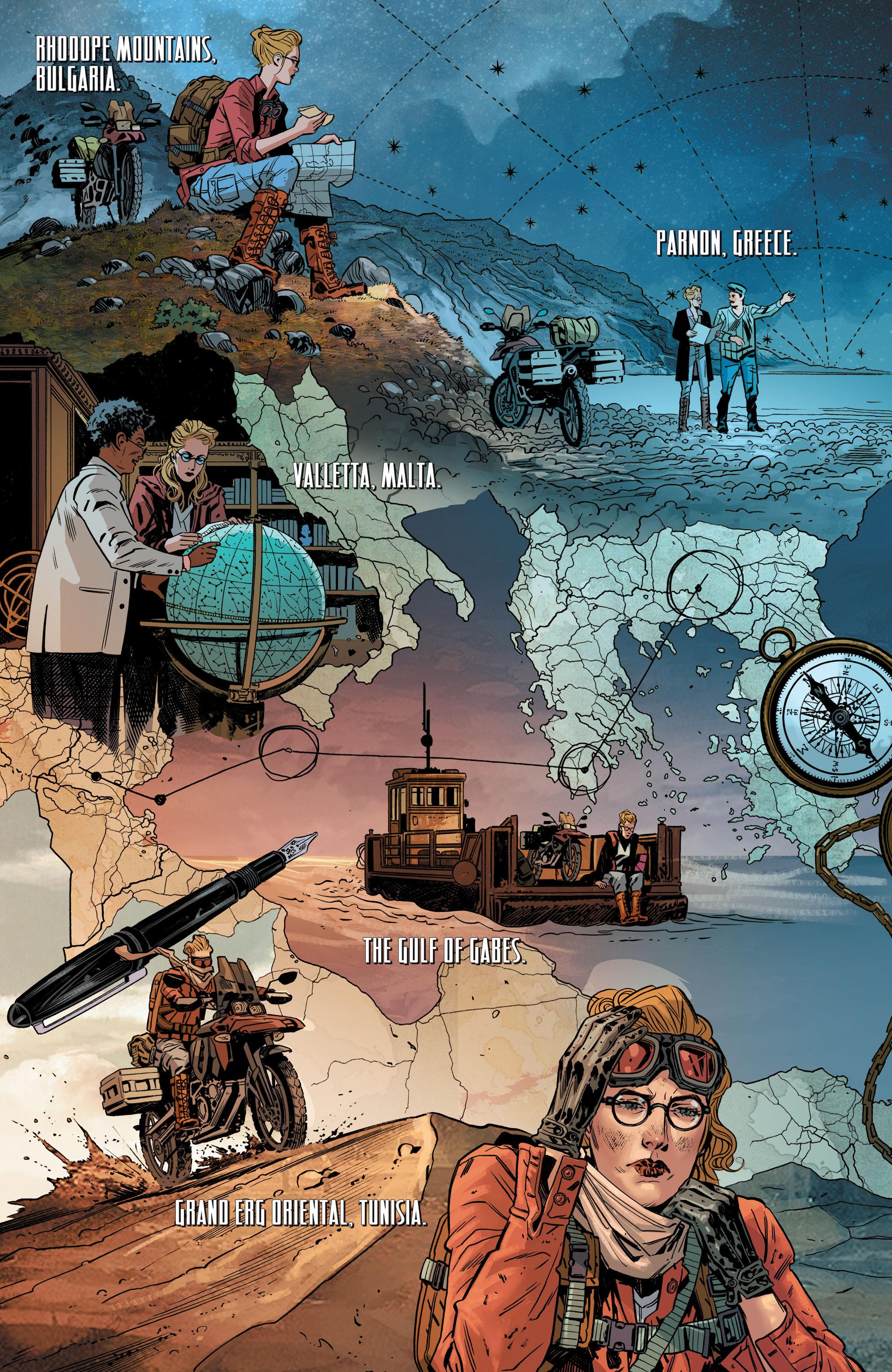 Read online Wonder Woman (2016) comic -  Issue #8 - 17