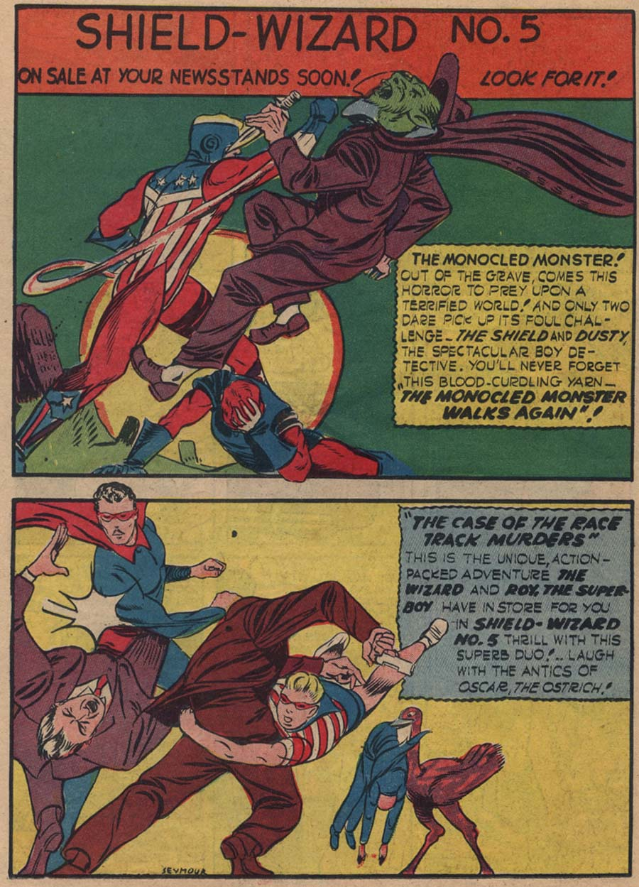 Blue Ribbon Comics (1939) issue 18 - Page 49