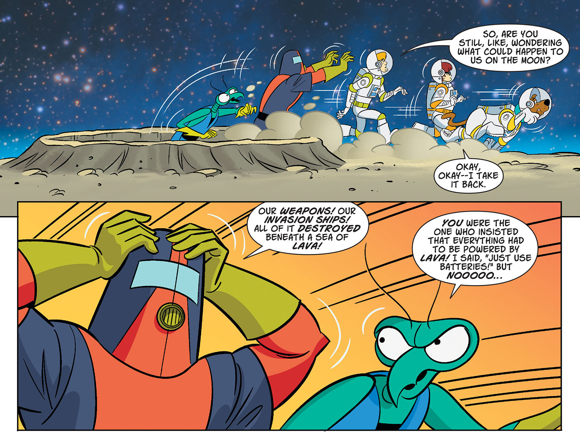 Read online Scooby-Doo! Team-Up comic -  Issue #40 - 20
