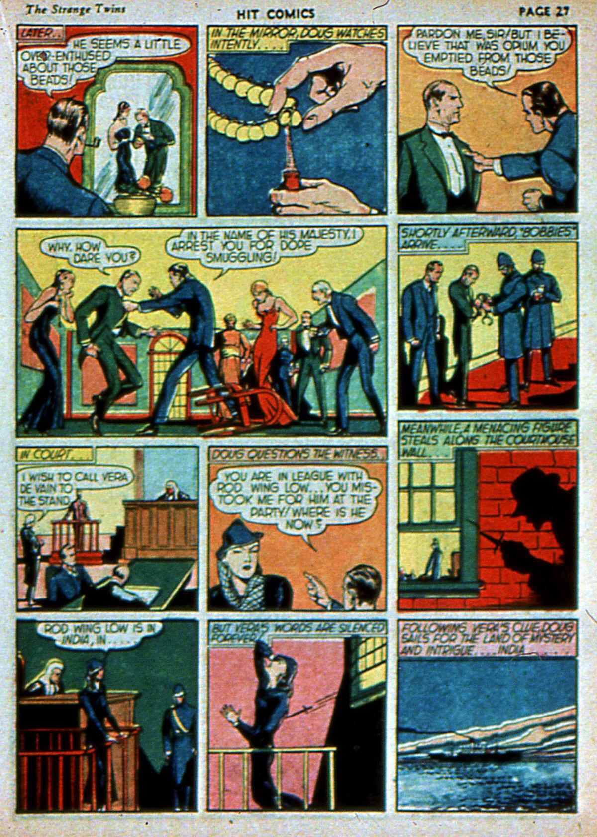 Read online Hit Comics comic -  Issue #3 - 29