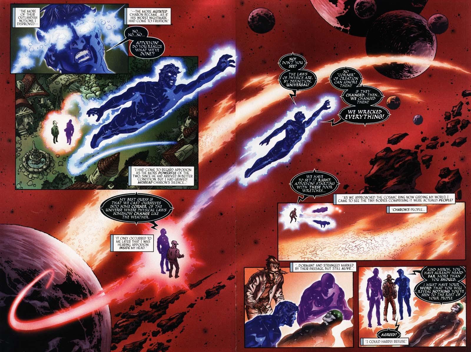 Read online Negation Lawbringer comic -  Issue # Full - 16