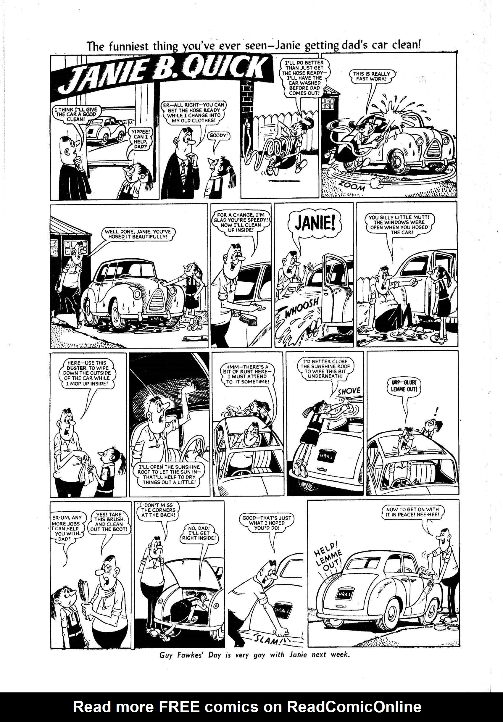 Read online Judy comic -  Issue #42 - 8