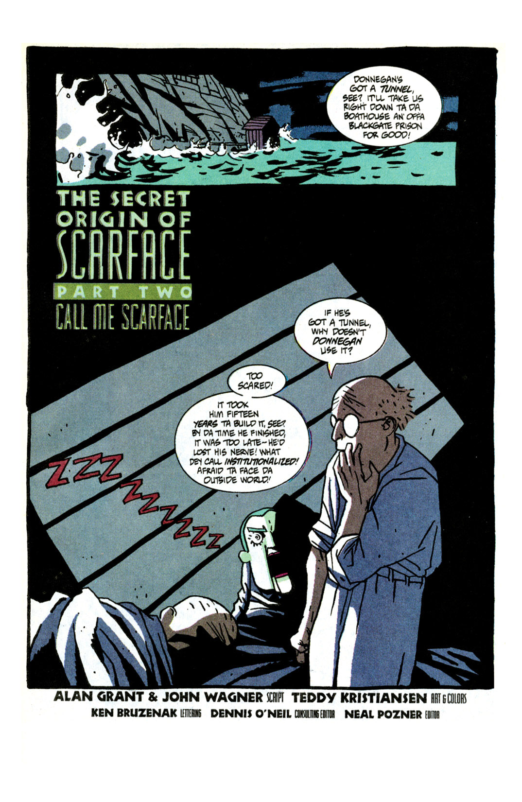 Read online Showcase '94 comic -  Issue #9 - 2