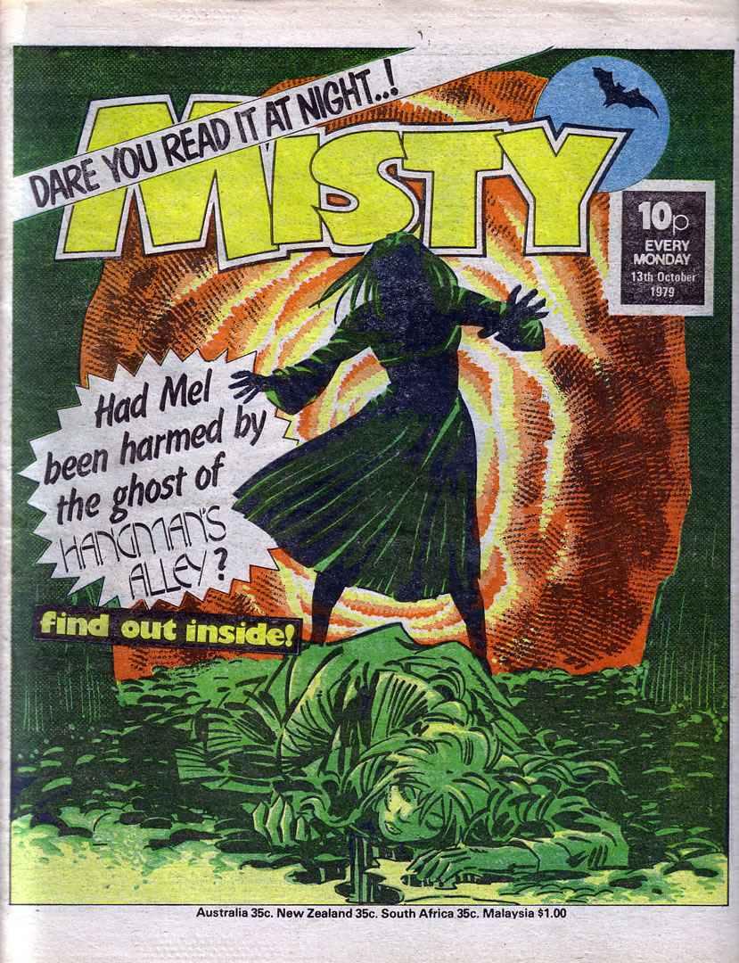 Misty (1978) 88 Page 1