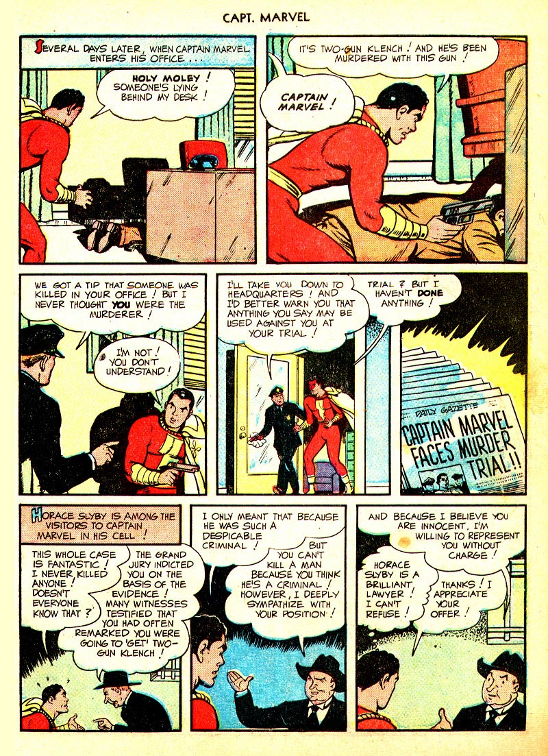 Captain Marvel Adventures issue 93 - Page 21