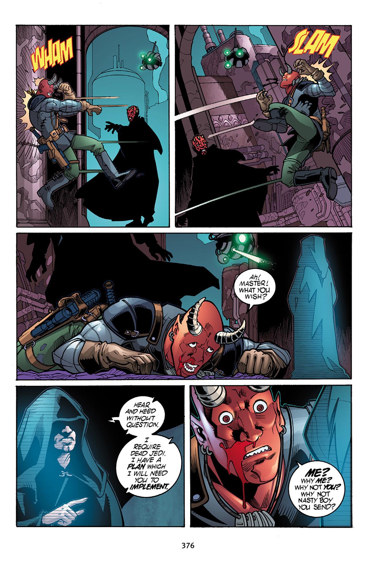 Read online Star Wars Omnibus comic -  Issue # Vol. 15.5 - 94