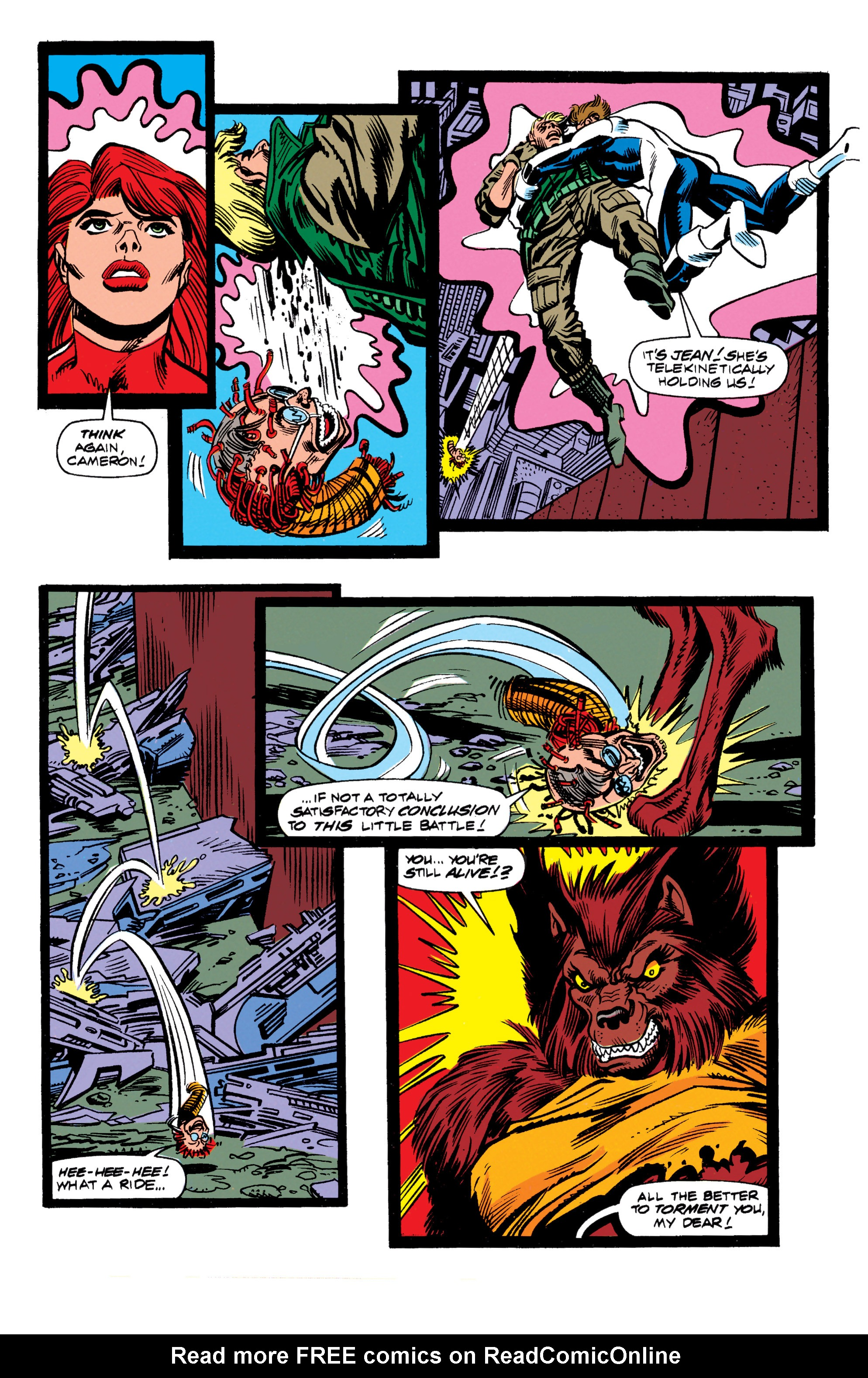 Read online X-Factor (1986) comic -  Issue #62 - 21