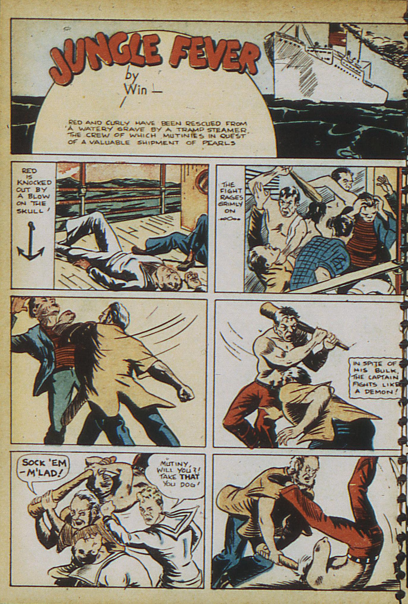 Read online Adventure Comics (1938) comic -  Issue #15 - 10