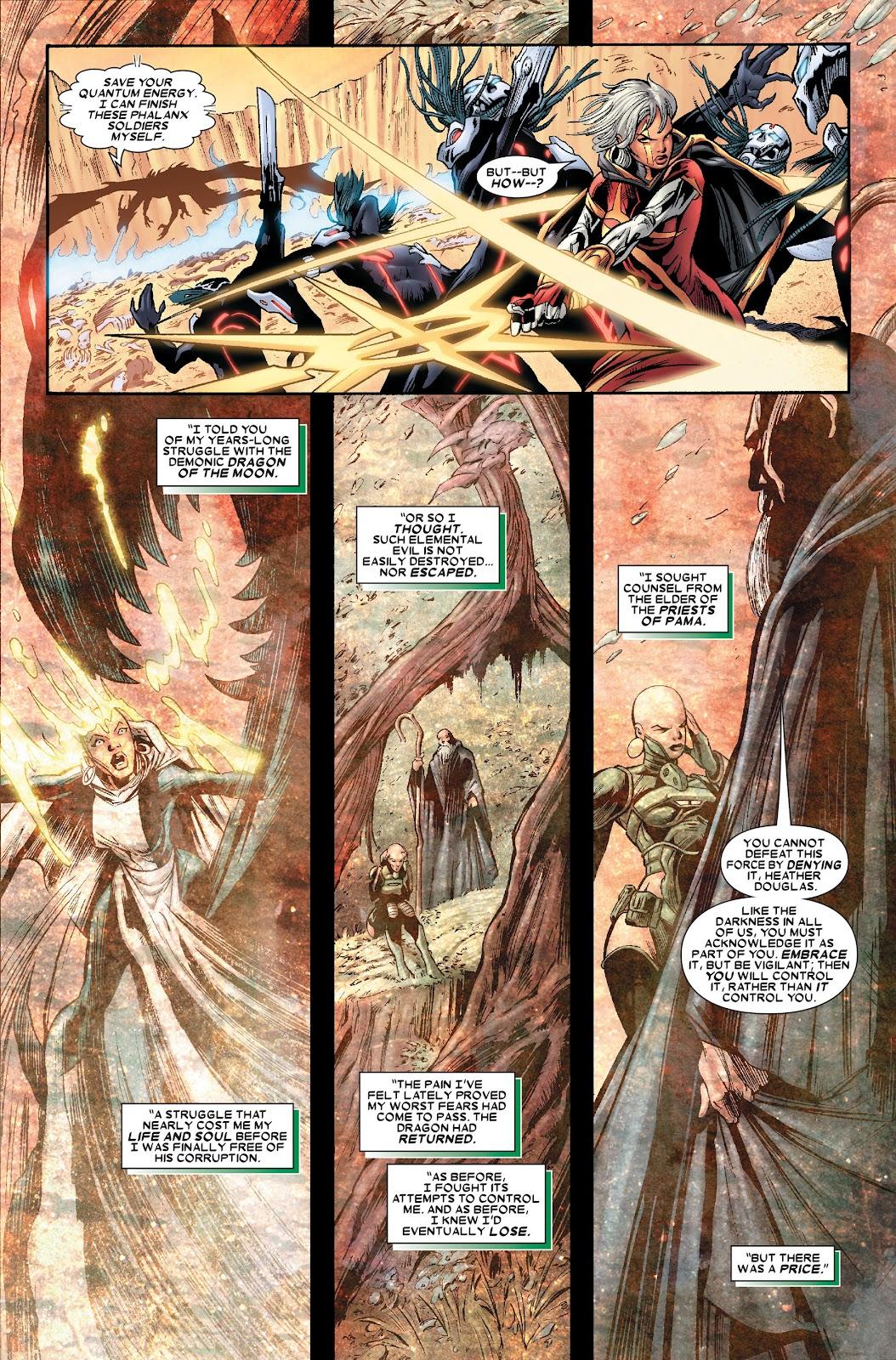 Annihilation: Conquest - Quasar issue 3 - Page 4
