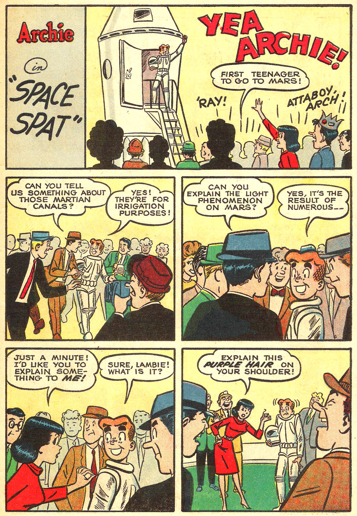 Read online Archie (1960) comic -  Issue #133 - 11