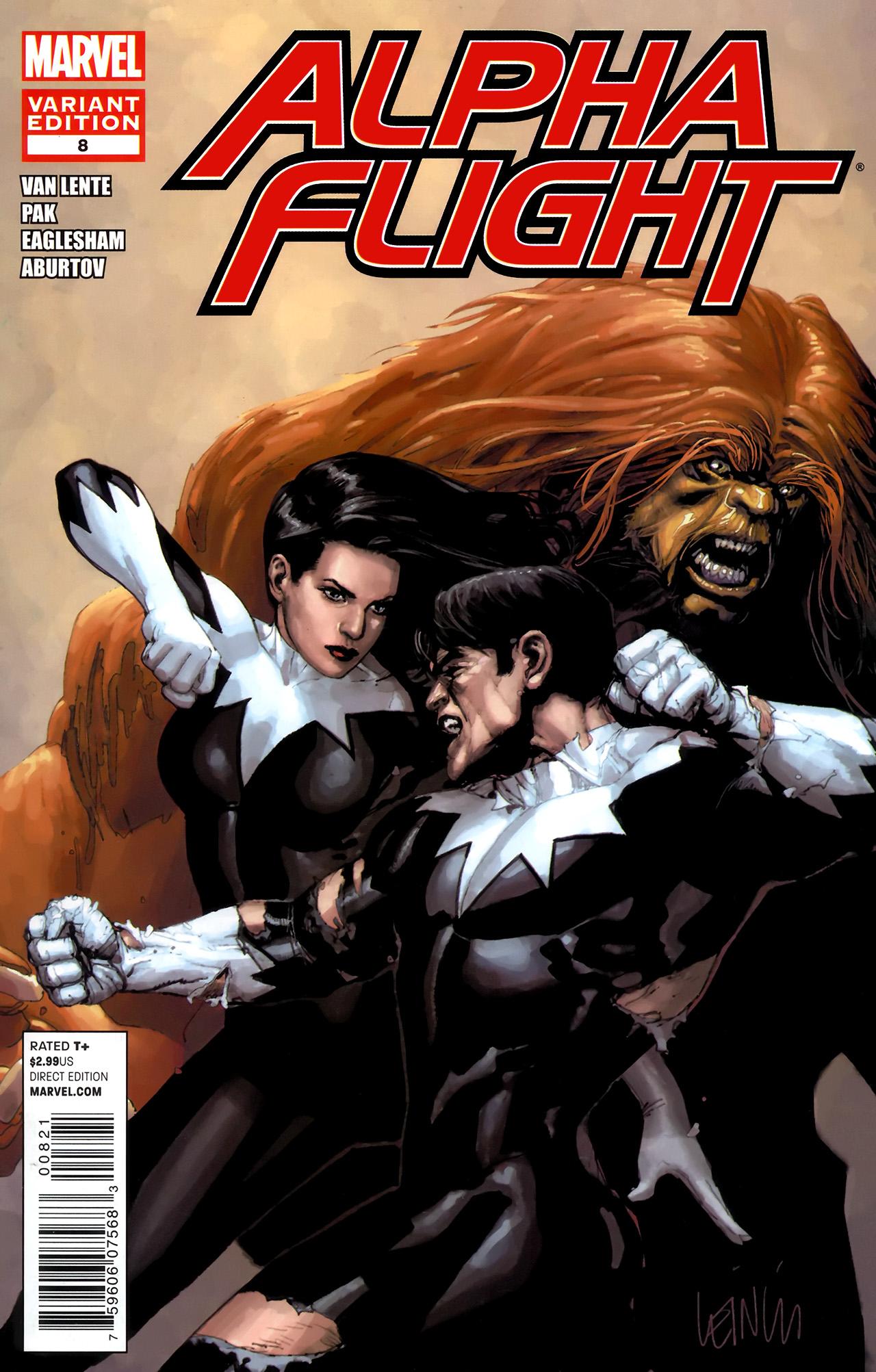 Read online Alpha Flight (2011) comic -  Issue #8 - 2