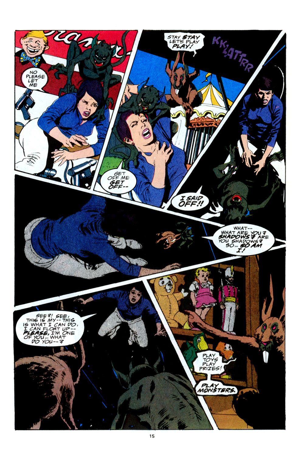 Read online Powerline comic -  Issue #5 - 17