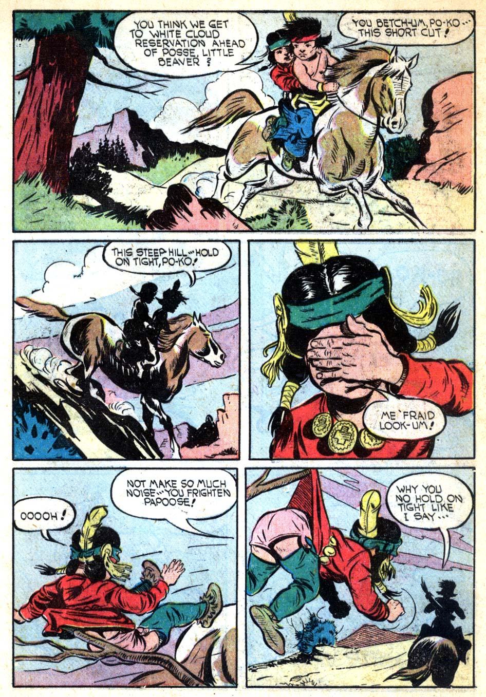 Four Color Comics issue 267 - Page 11