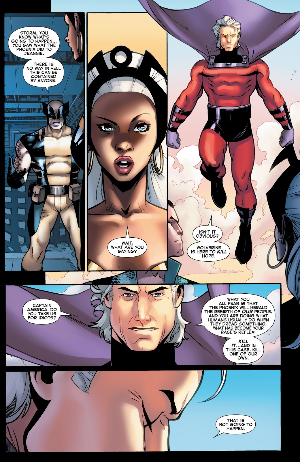 Read online What If? AvX comic -  Issue #1 - 14