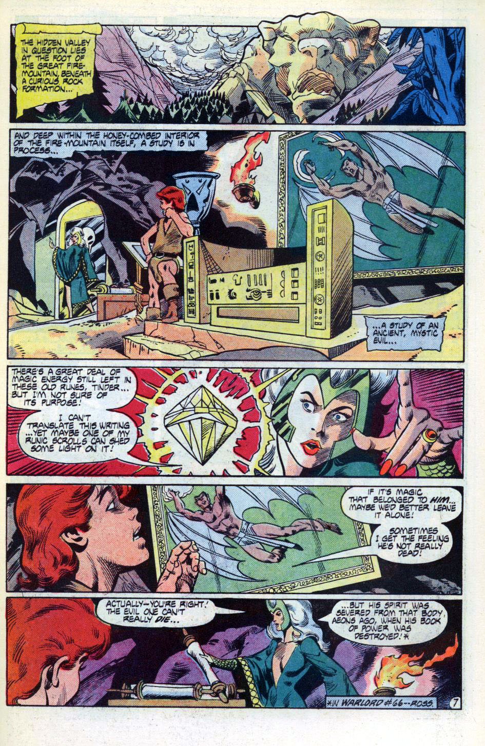 Warlord (1976) issue 92 - Page 8