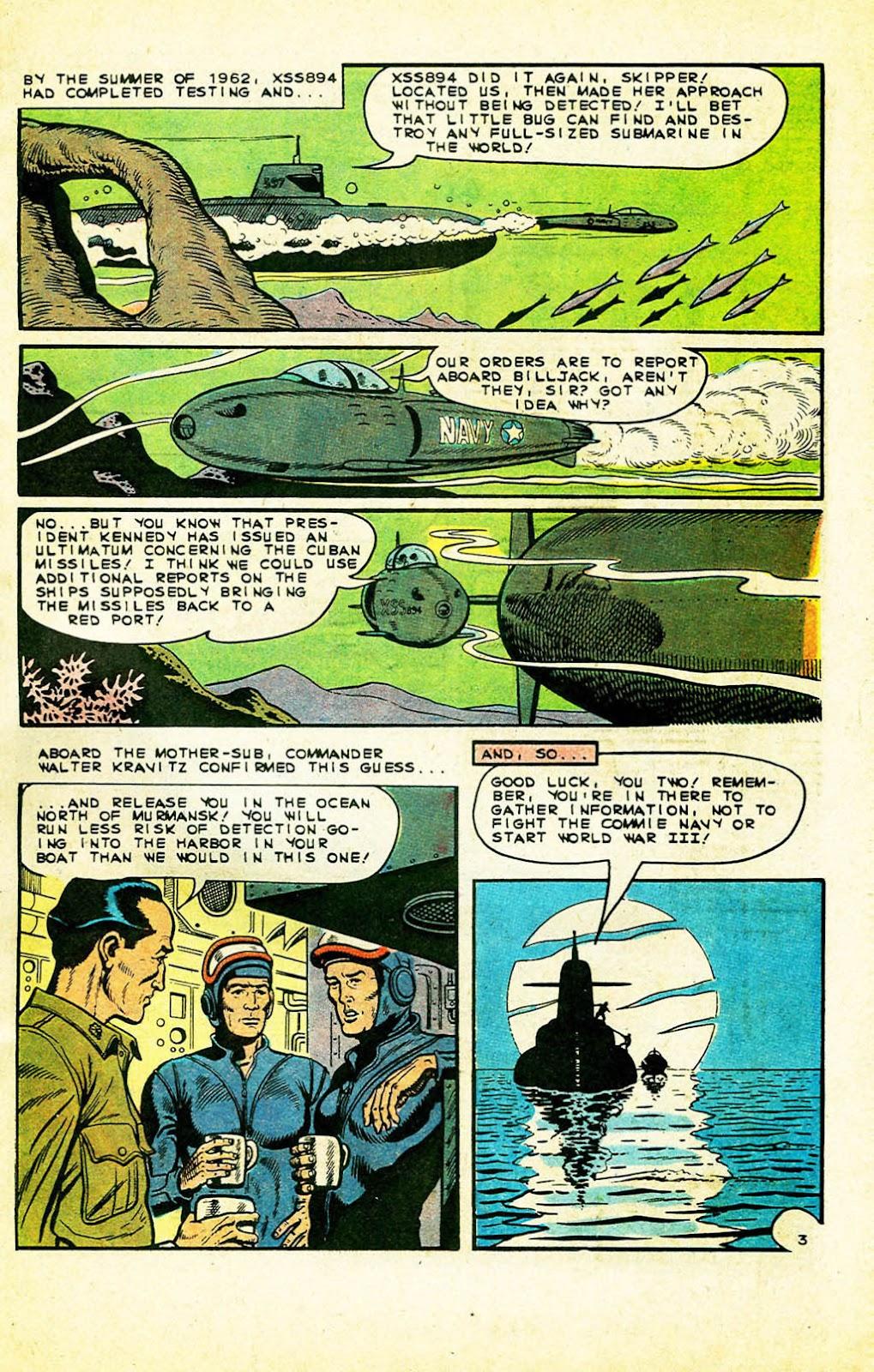 Read online Fightin' Navy comic -  Issue #128 - 4