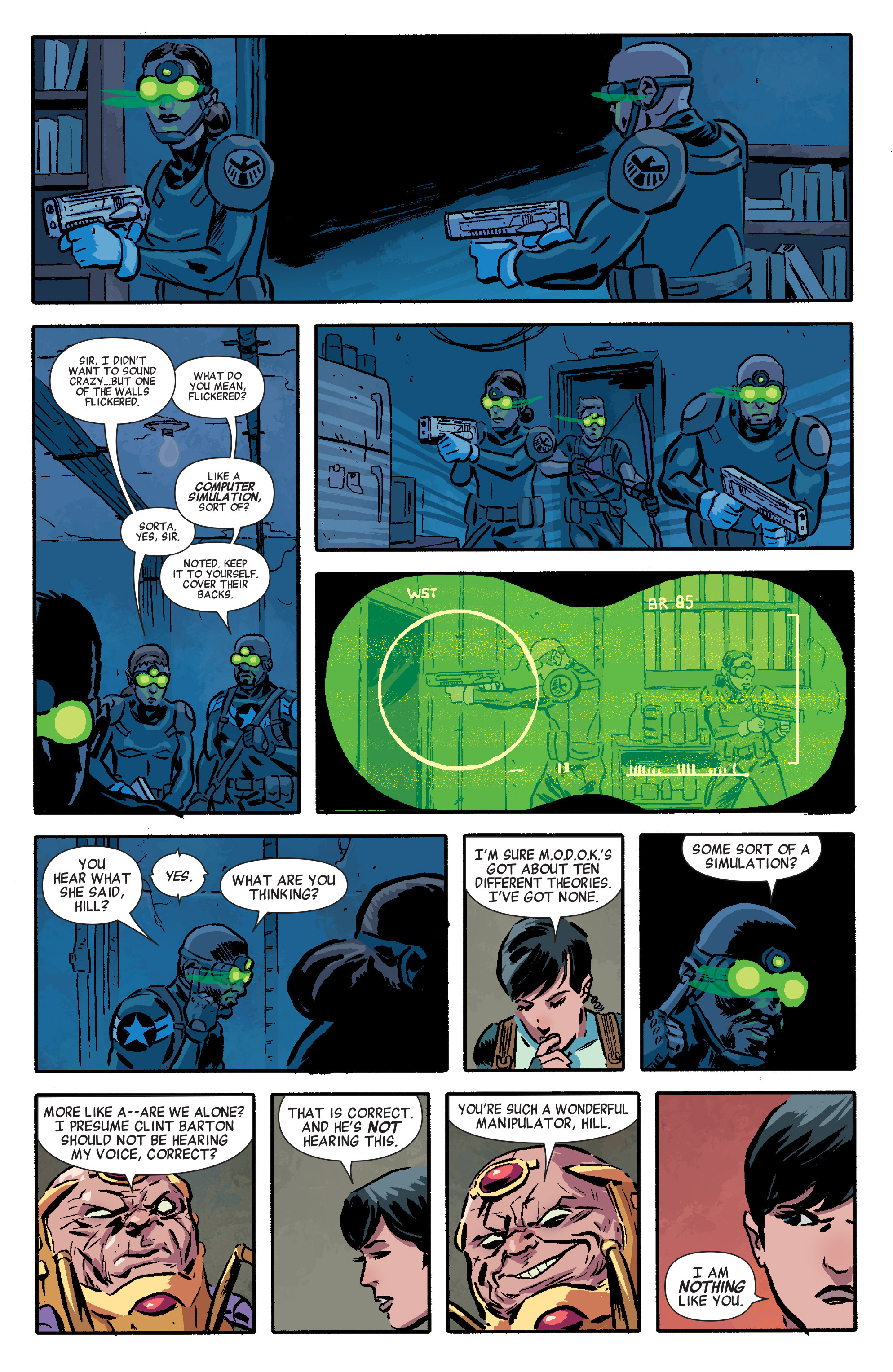 Read online Secret Avengers (2014) comic -  Issue #4 - 10