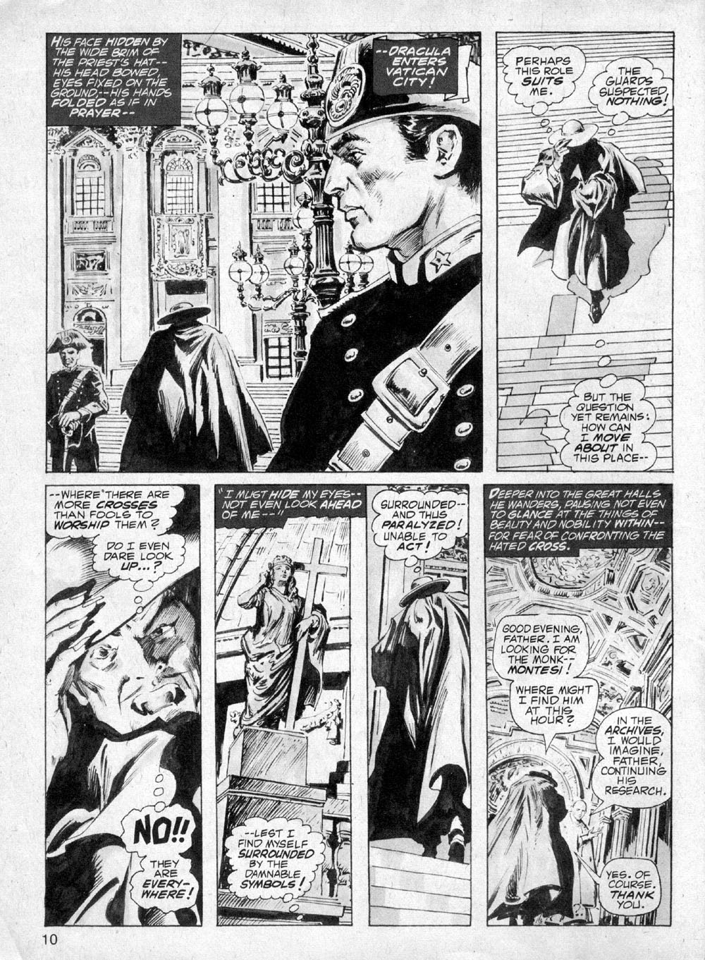 Dracula Lives issue 6 - Page 11