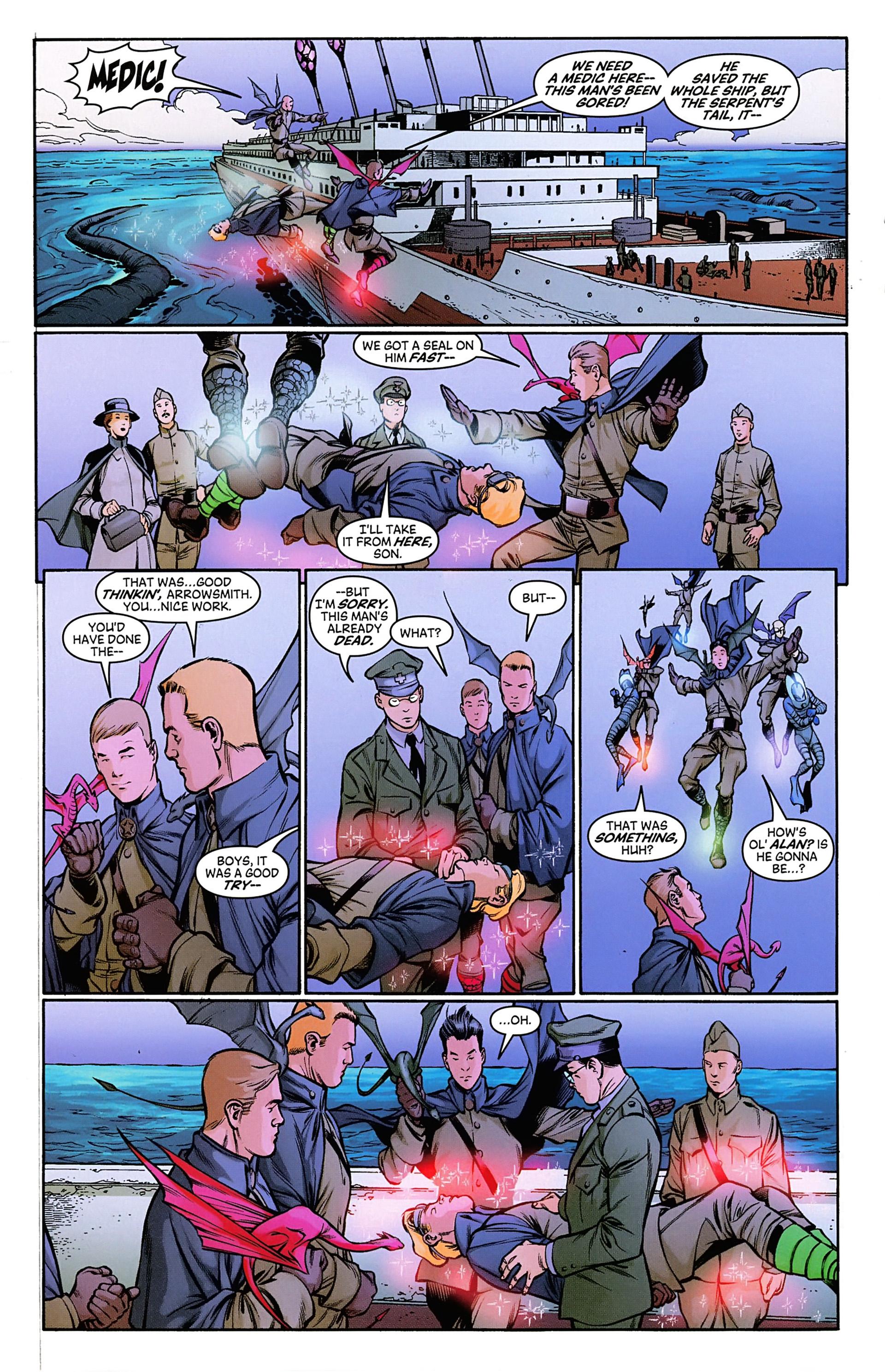 Read online Arrowsmith comic -  Issue #3 - 15