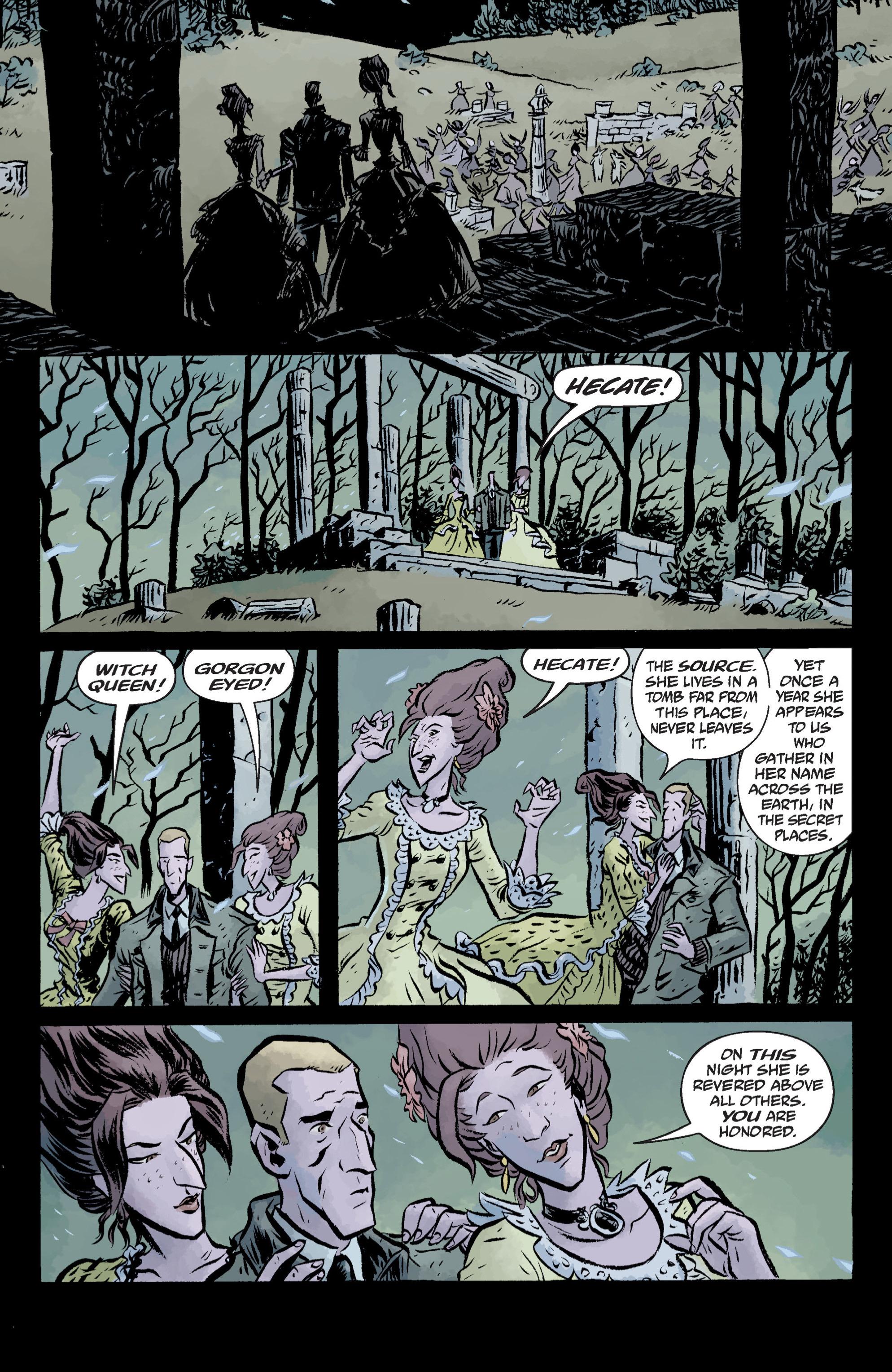 Read online B.P.R.D. (2003) comic -  Issue # TPB 13 - 49