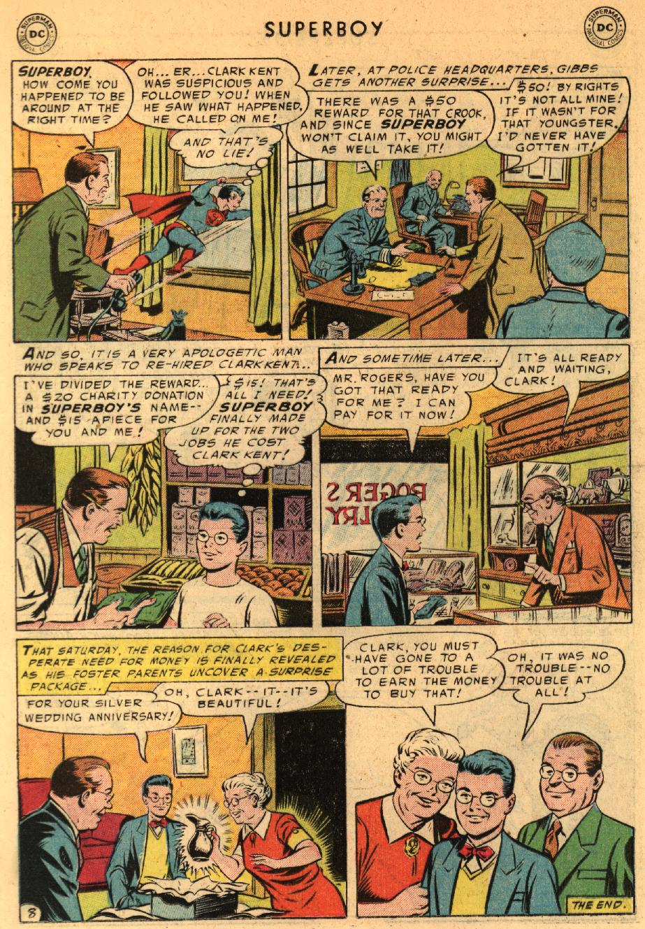 Superboy (1949) issue 44 - Page 18