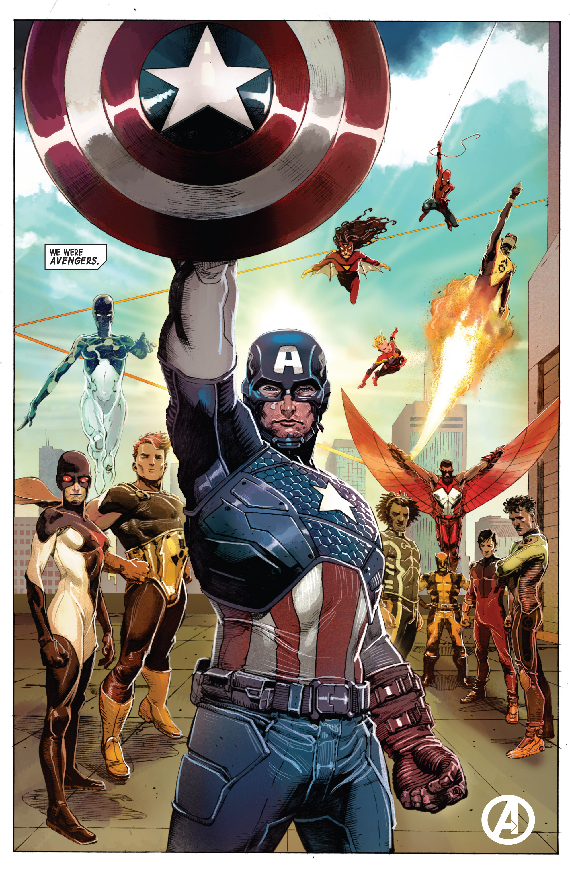 Read online Avengers (2013) comic -  Issue #Avengers (2013) _TPB 1 - 26