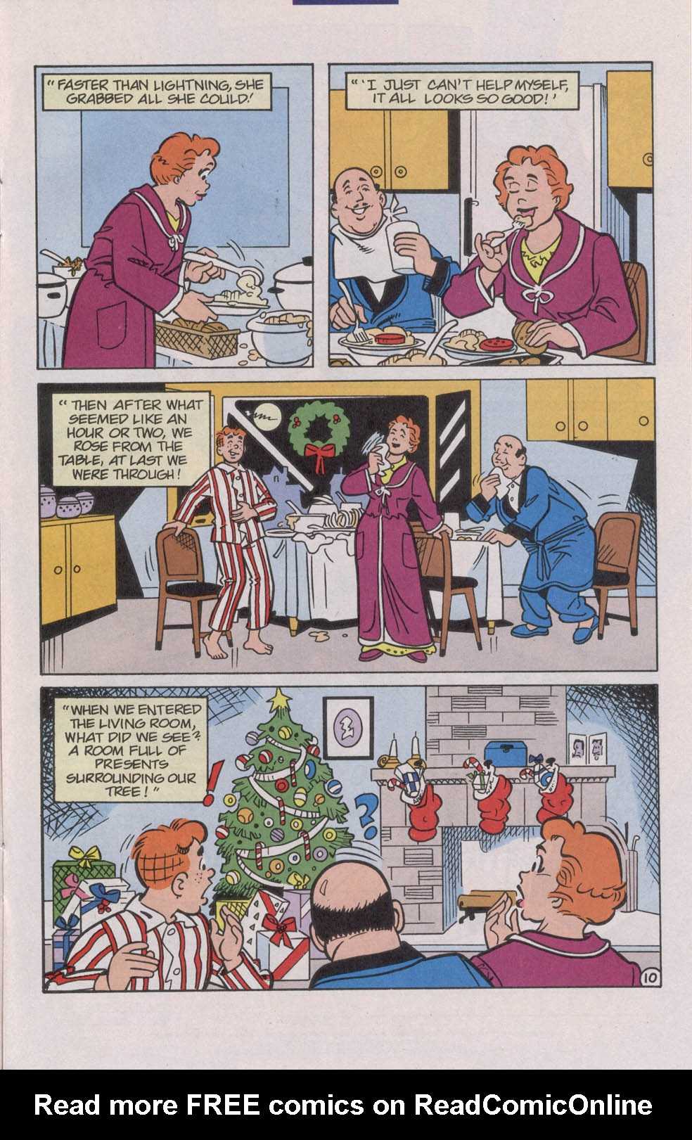 Read online Archie (1960) comic -  Issue #543 - 15