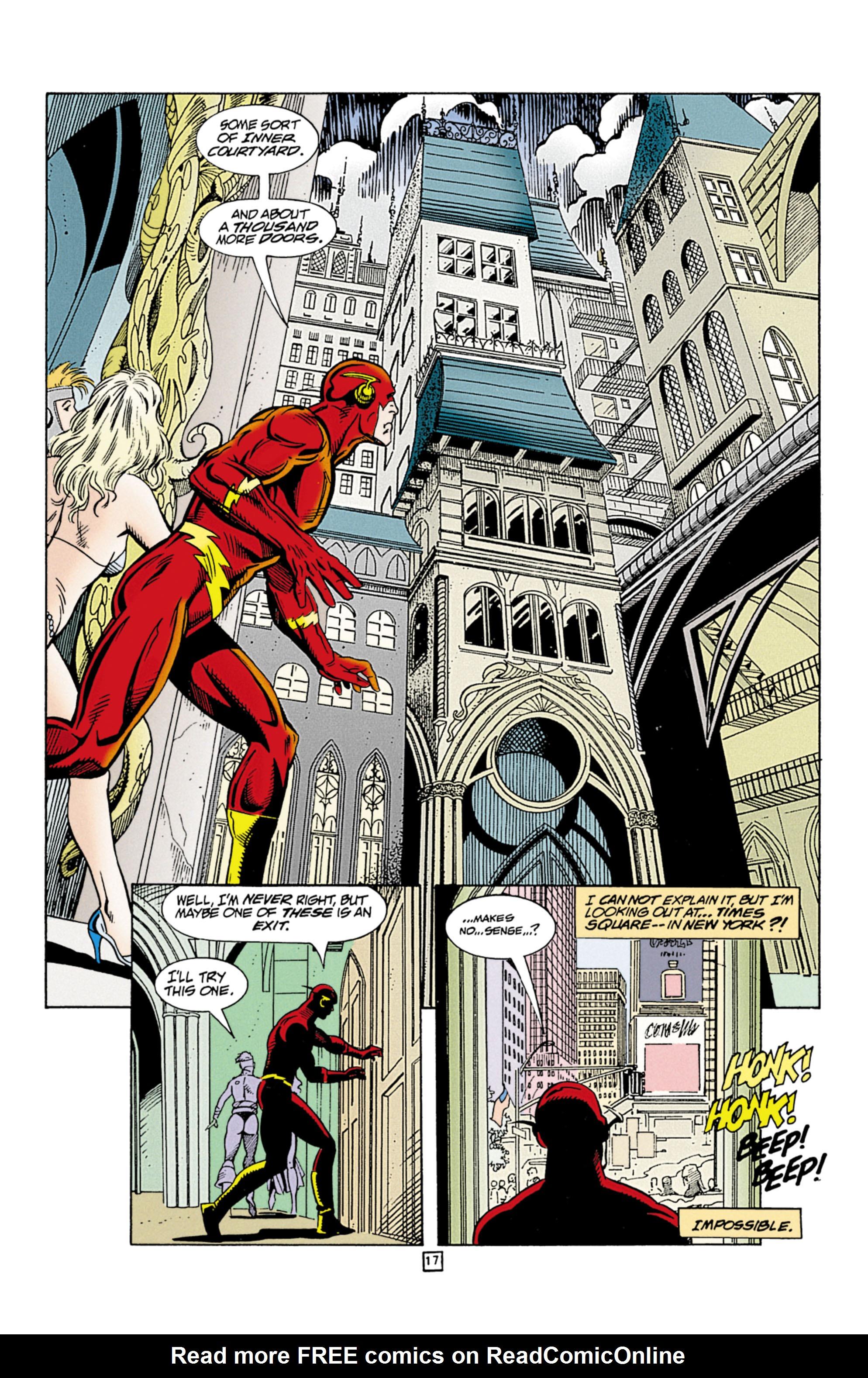 Read online Flash Plus comic -  Issue # Full - 18