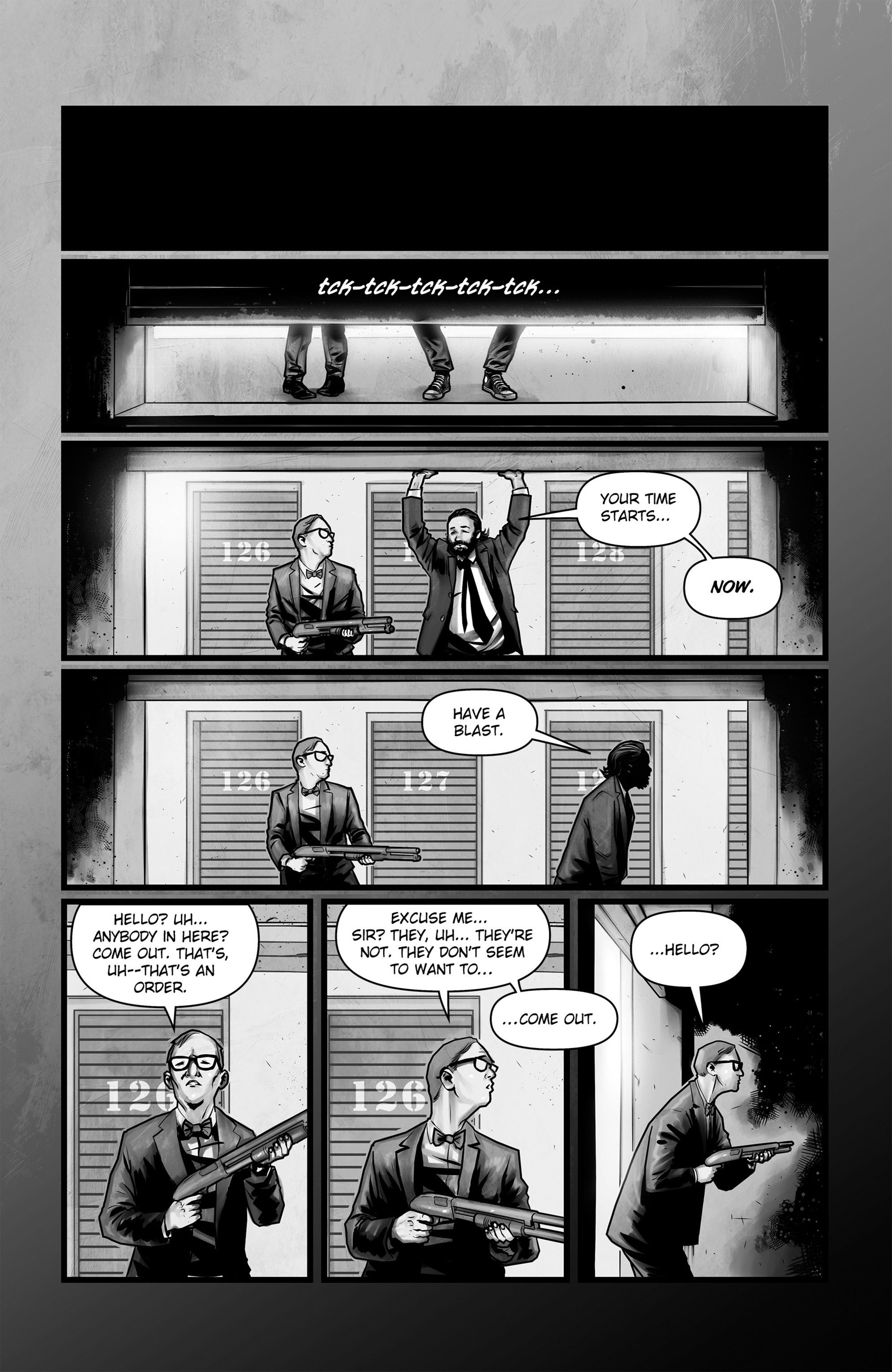 Read online Self Storage comic -  Issue #6 - 22