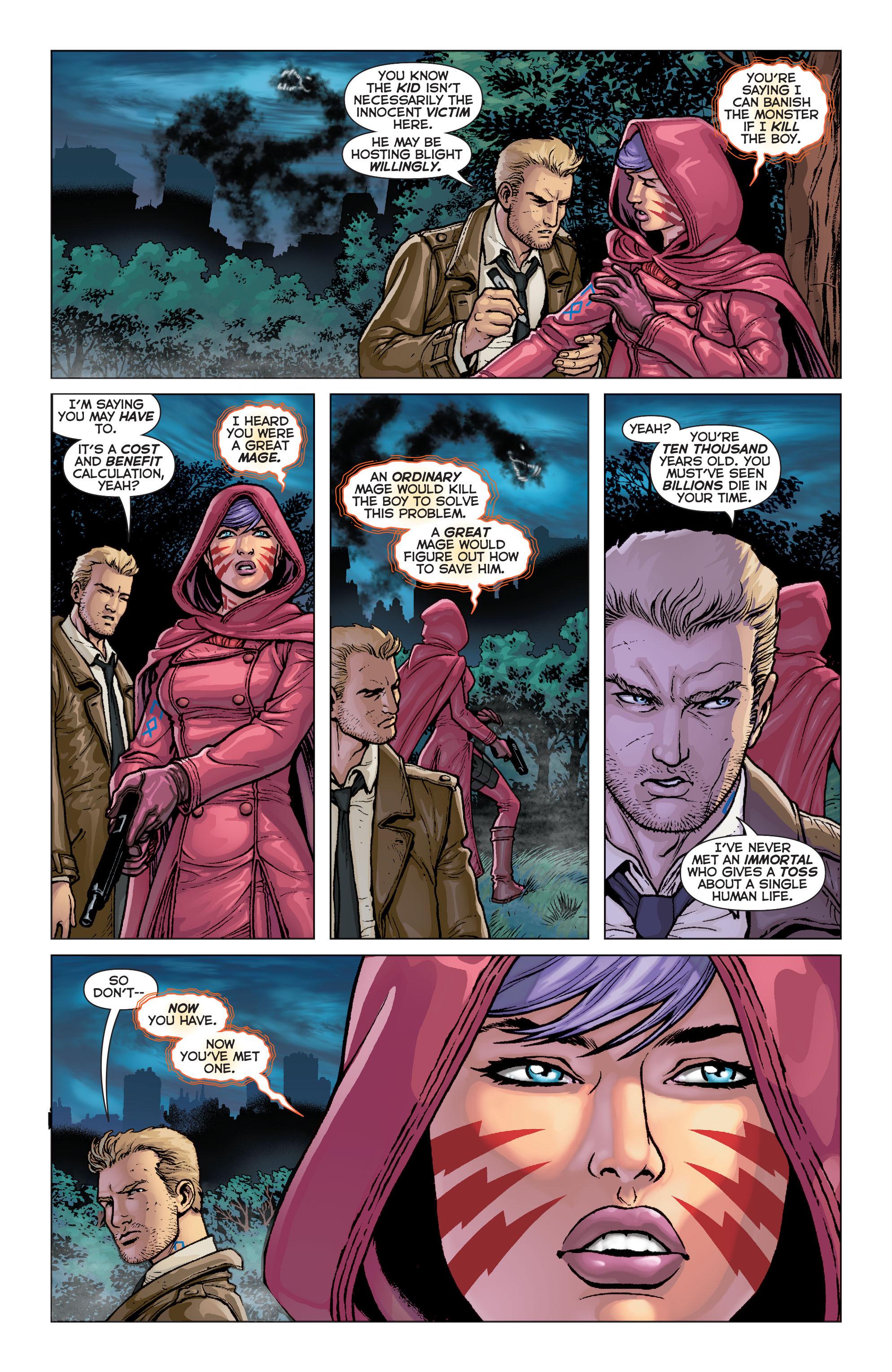 Read online Trinity of Sin: Pandora comic -  Issue #6 - 14
