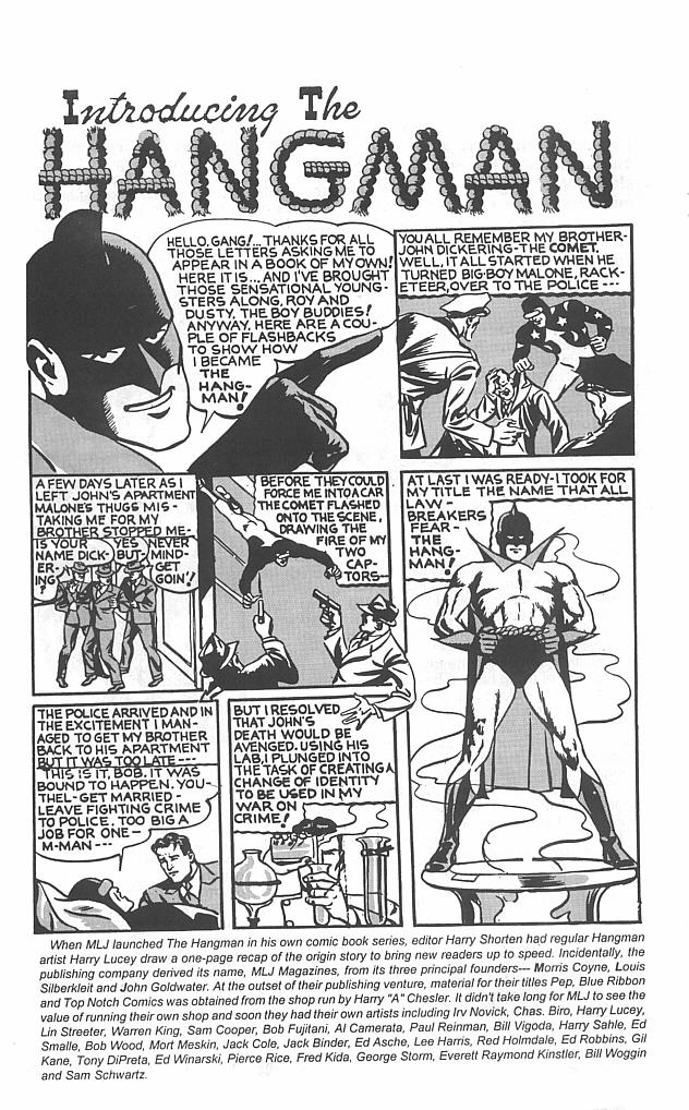 Read online Golden-Age Men of Mystery comic -  Issue #9 - 28