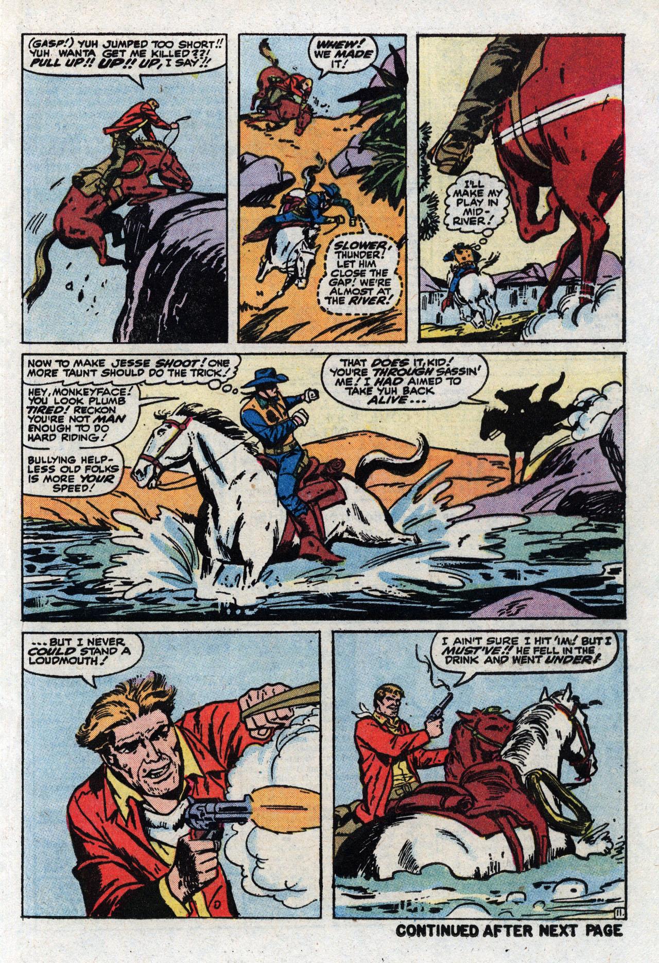 Read online Two-Gun Kid comic -  Issue #111 - 17