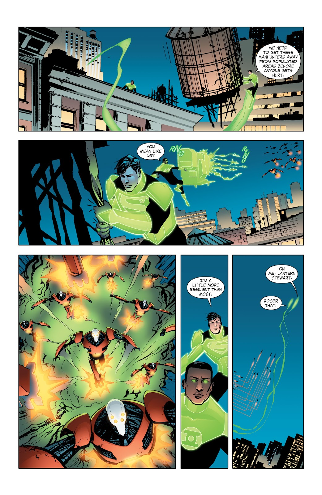 Read online Smallville Season 11 [II] comic -  Issue # TPB 7 - 53