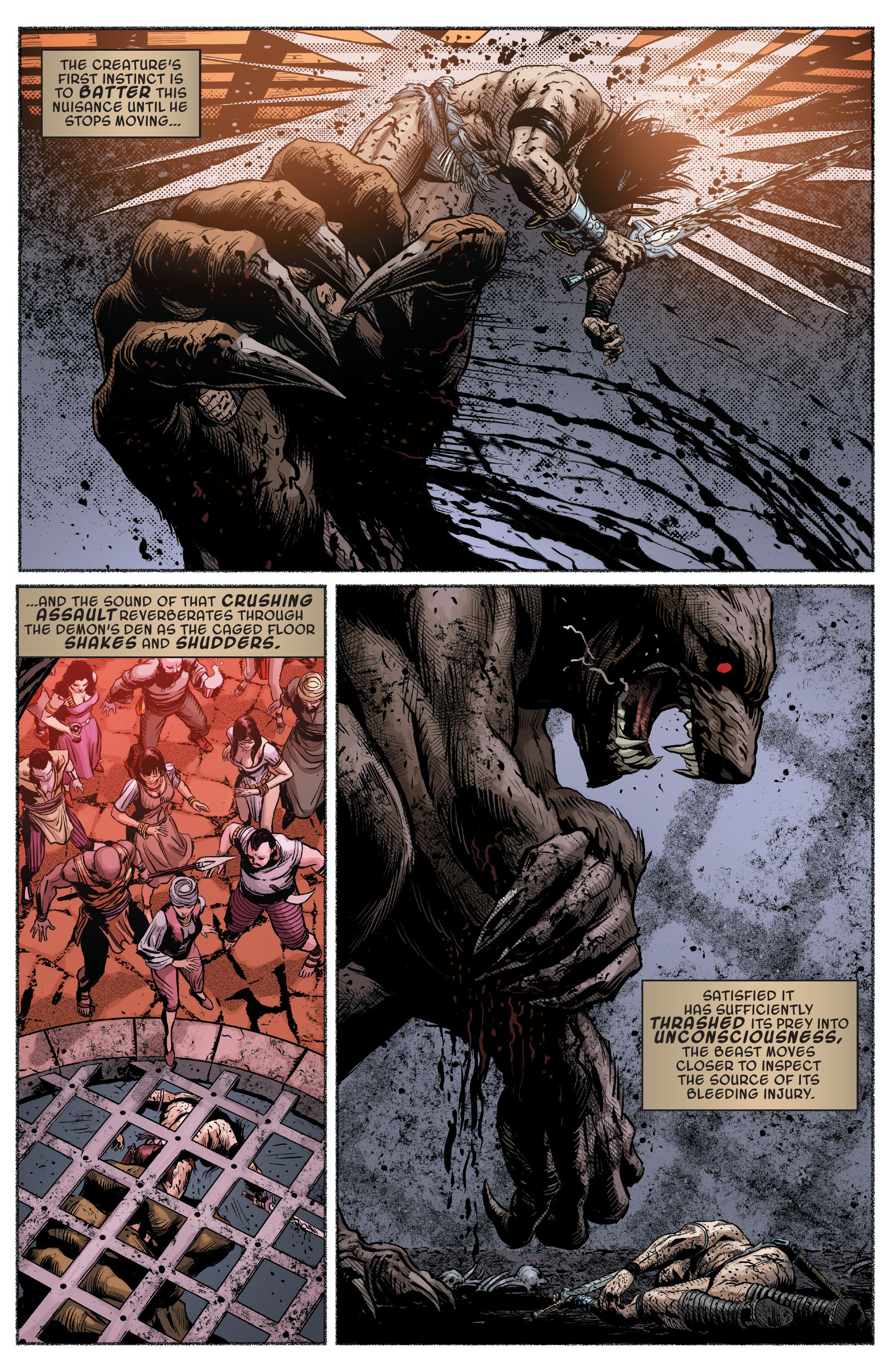 Read online Savage Sword of Conan comic -  Issue #9 - 8