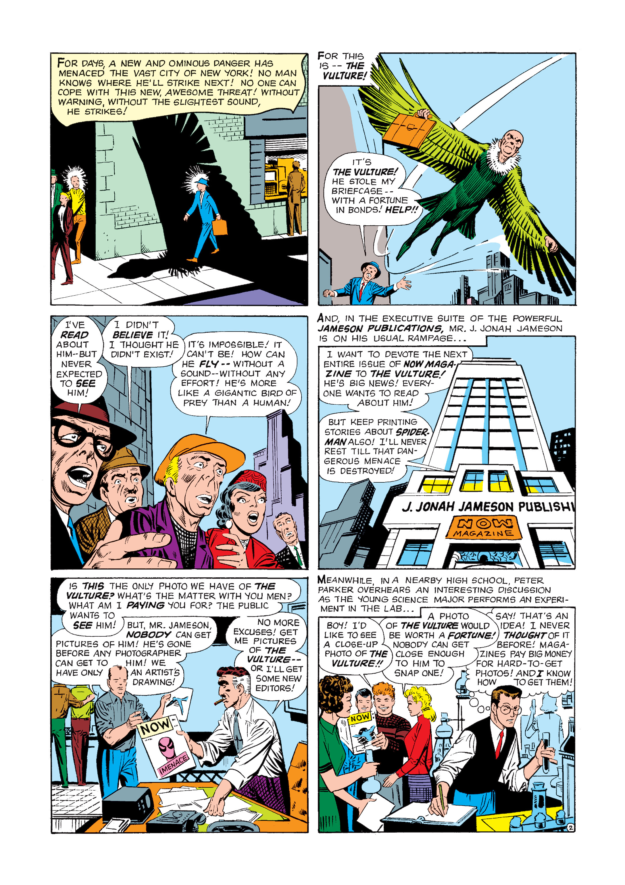 The Amazing Spider-Man (1963) 2 Page 2