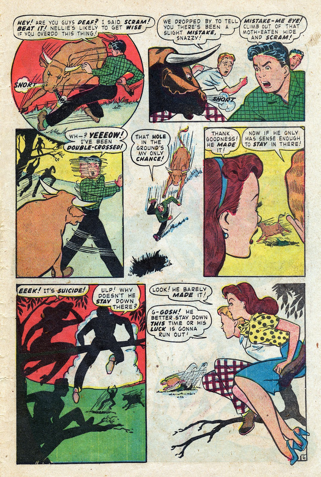 Read online Gay Comics comic -  Issue #30 - 31
