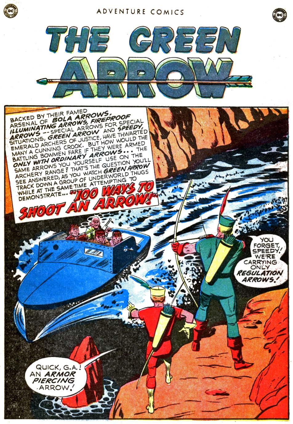 Read online Adventure Comics (1938) comic -  Issue #160 - 39