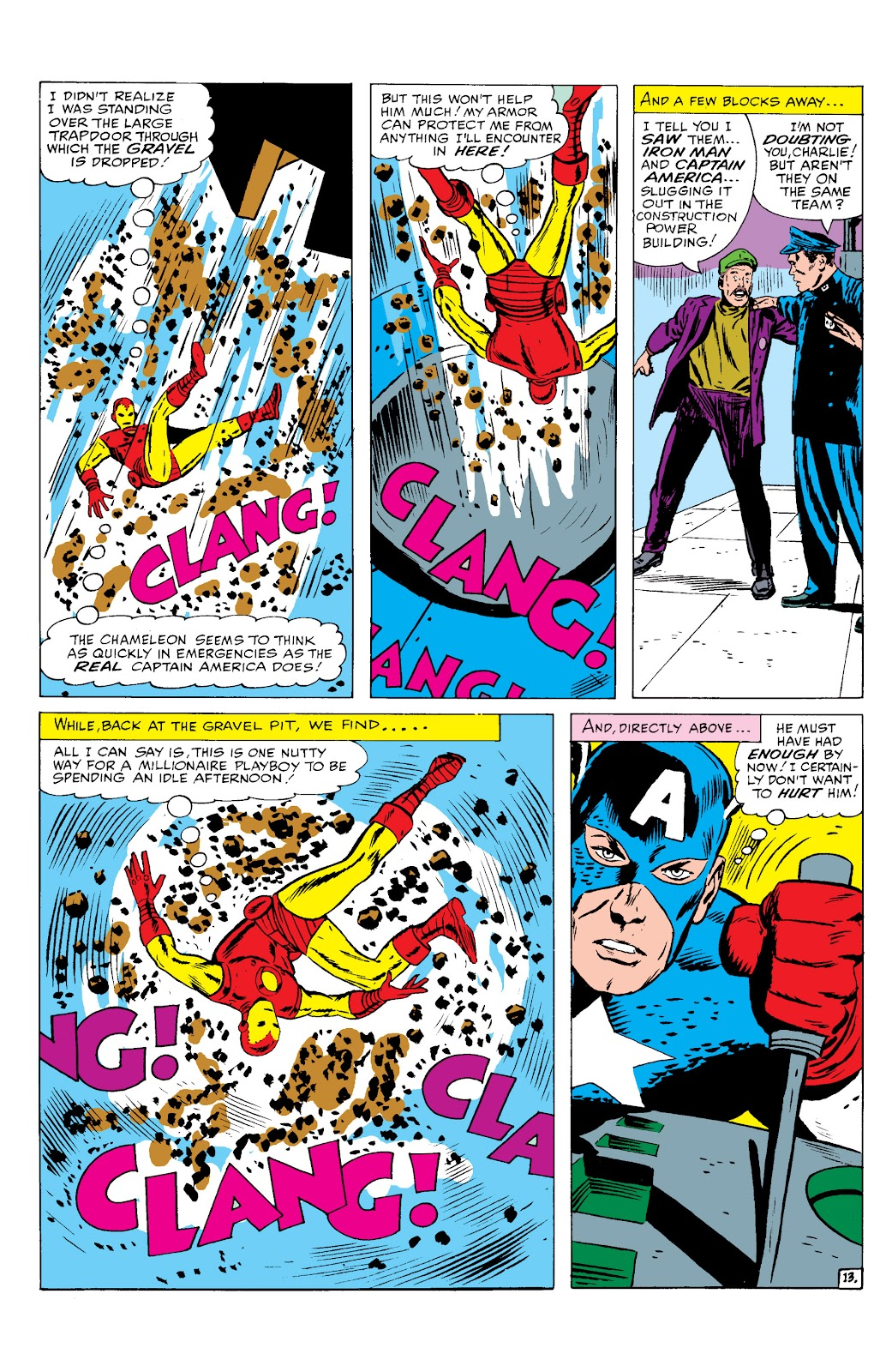 Read online Marvel Masterworks: The Invincible Iron Man comic -  Issue # TPB 2 (Part 2) - 34