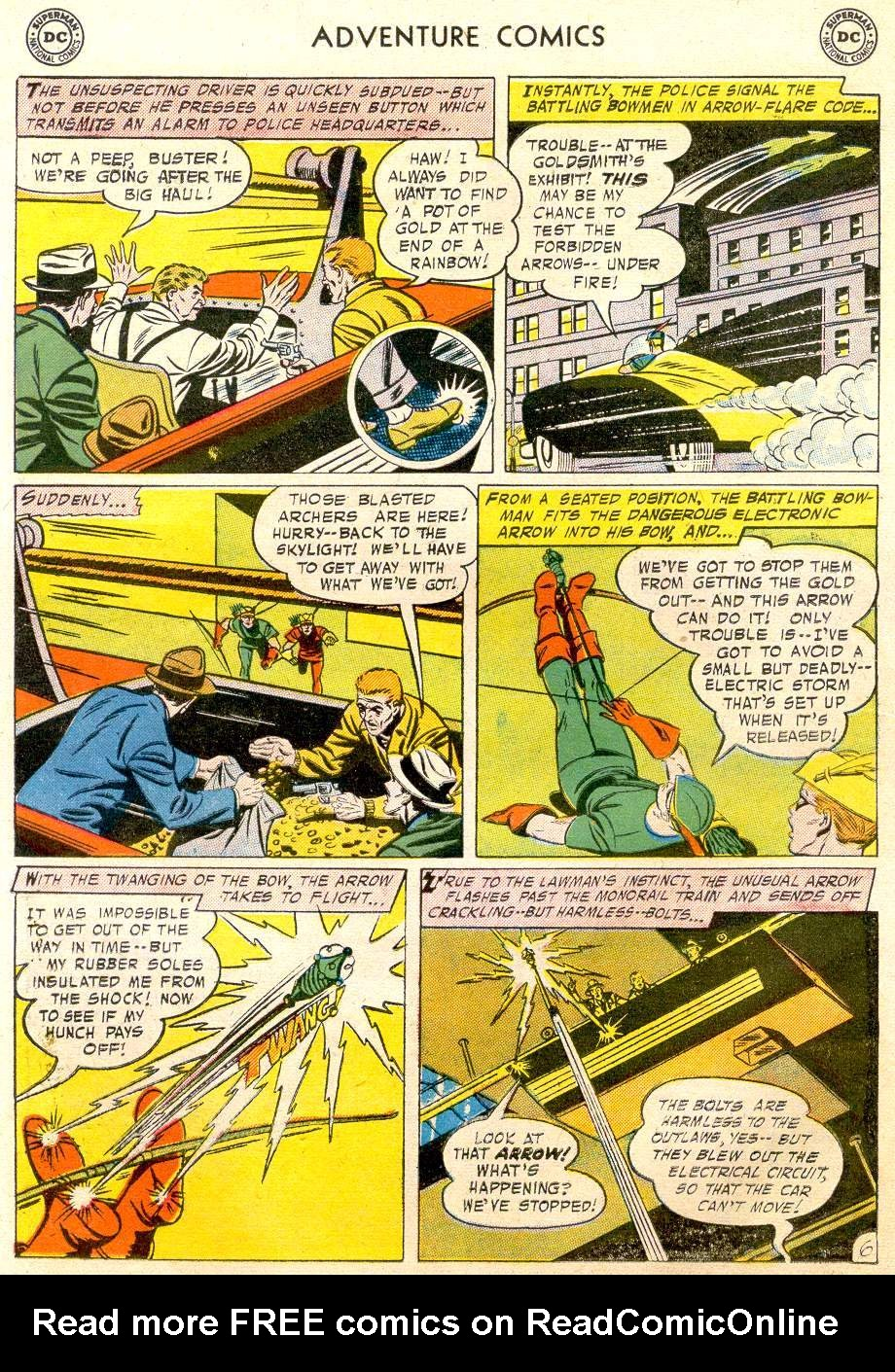 Read online Adventure Comics (1938) comic -  Issue #248 - 20