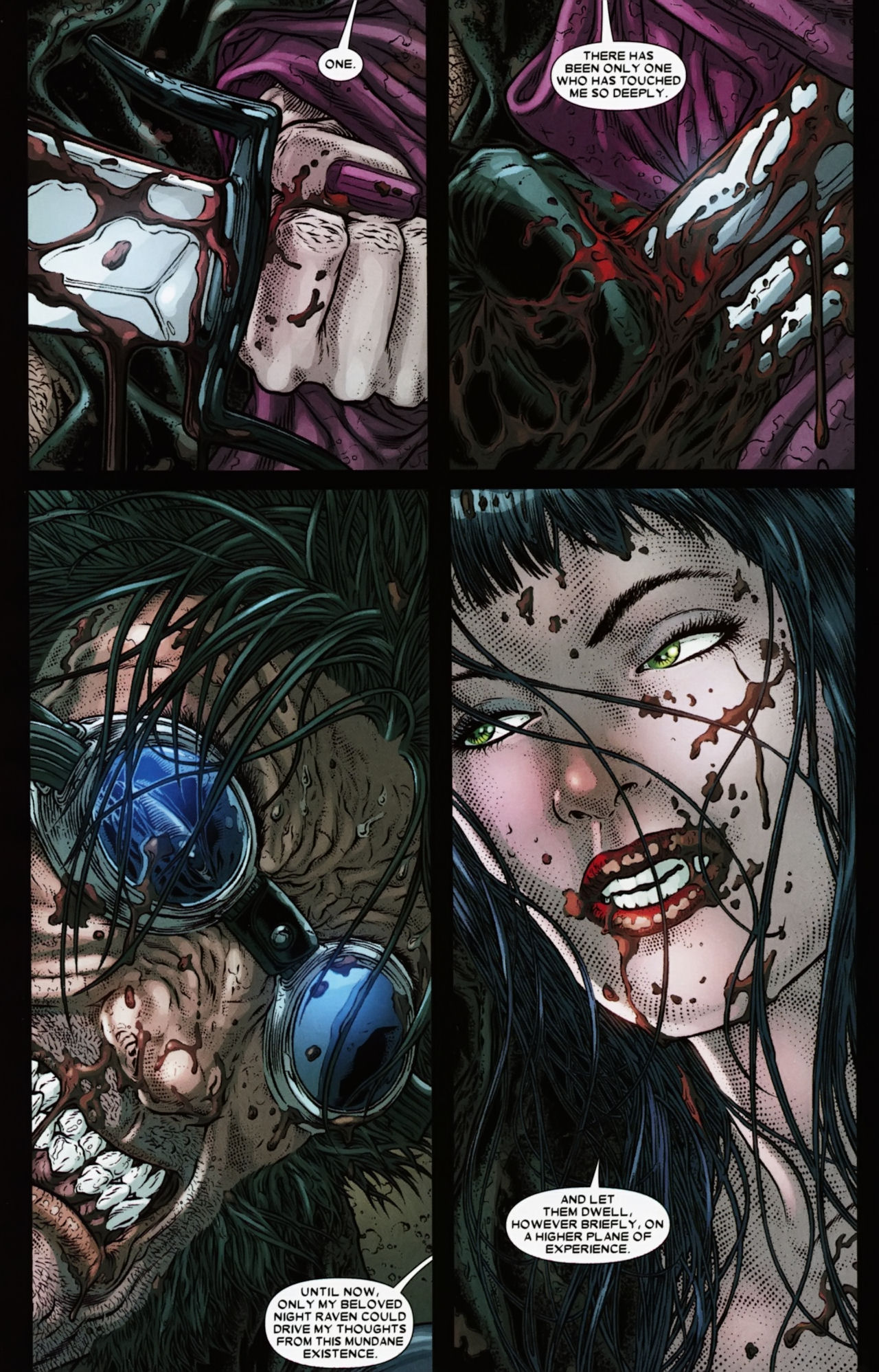 Read online Wolverine: The Best There Is comic -  Issue #6 - 3