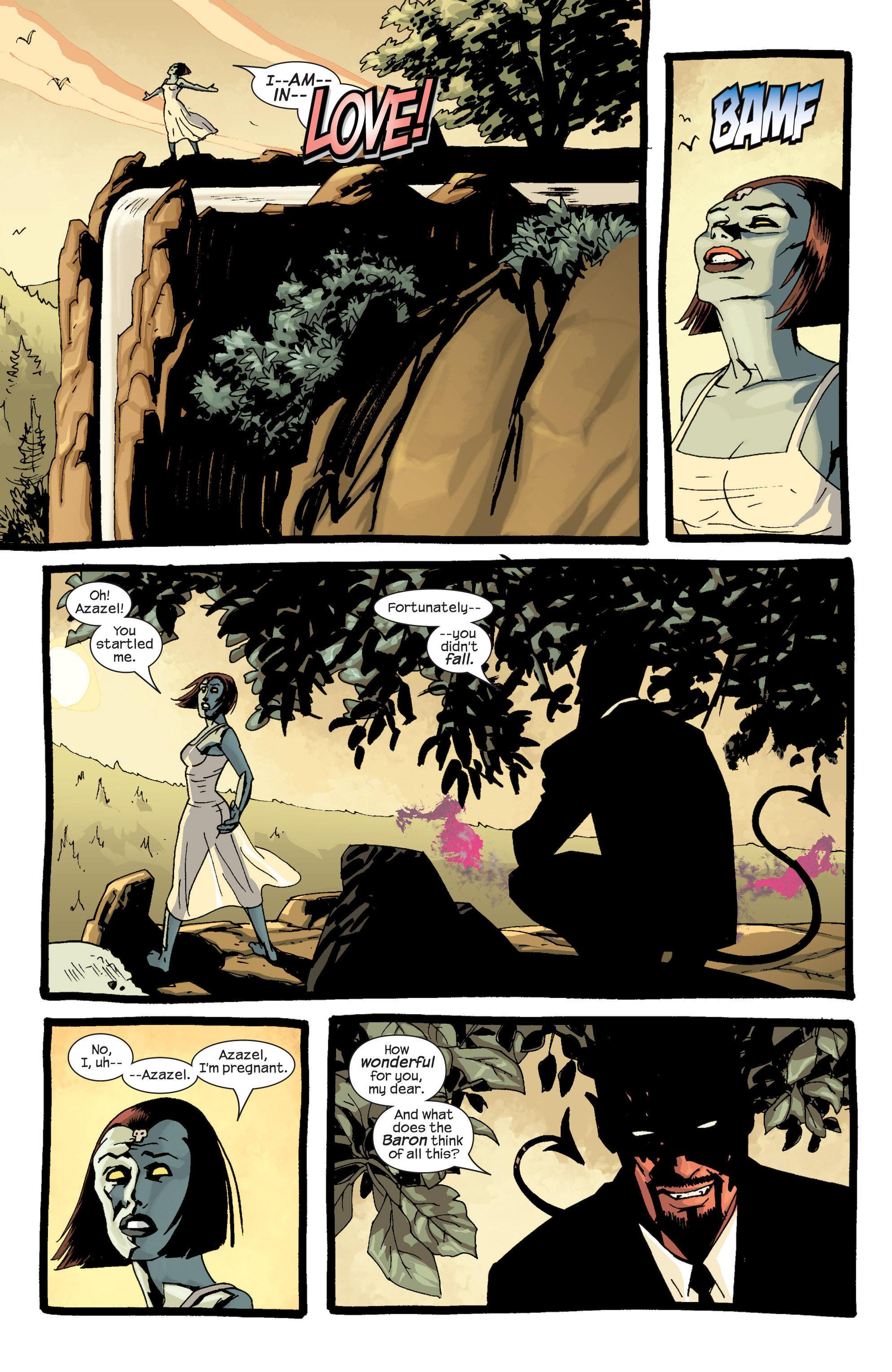 Read online Uncanny X-Men (1963) comic -  Issue #428 - 20