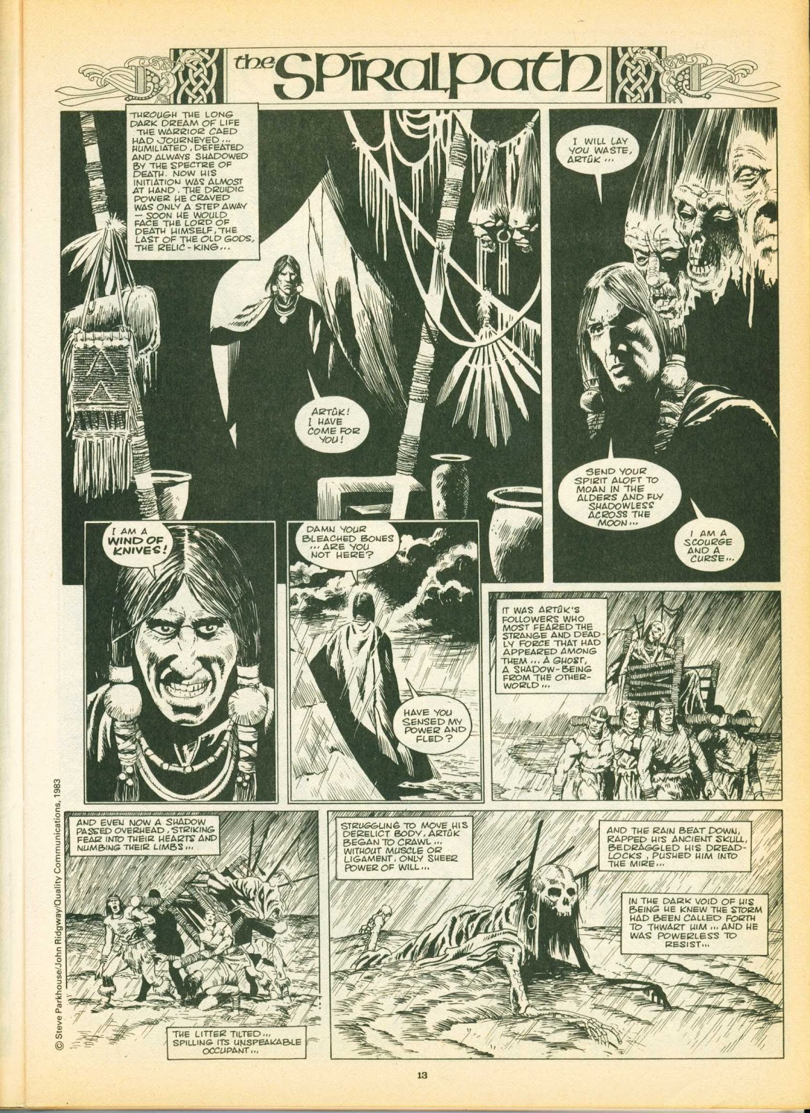 Warrior Issue #12 #13 - English 13