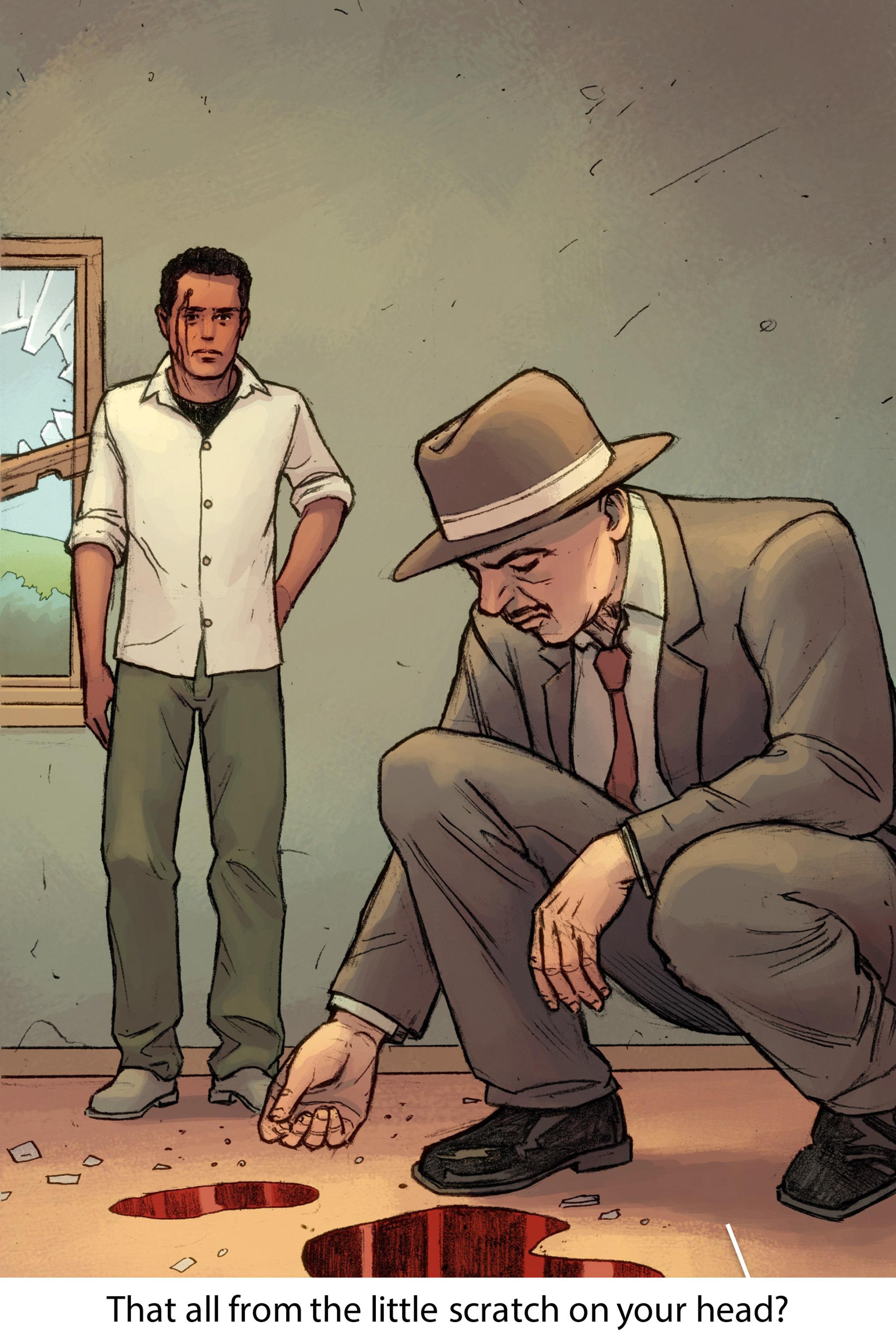 Read online Soul comic -  Issue #2 - 5